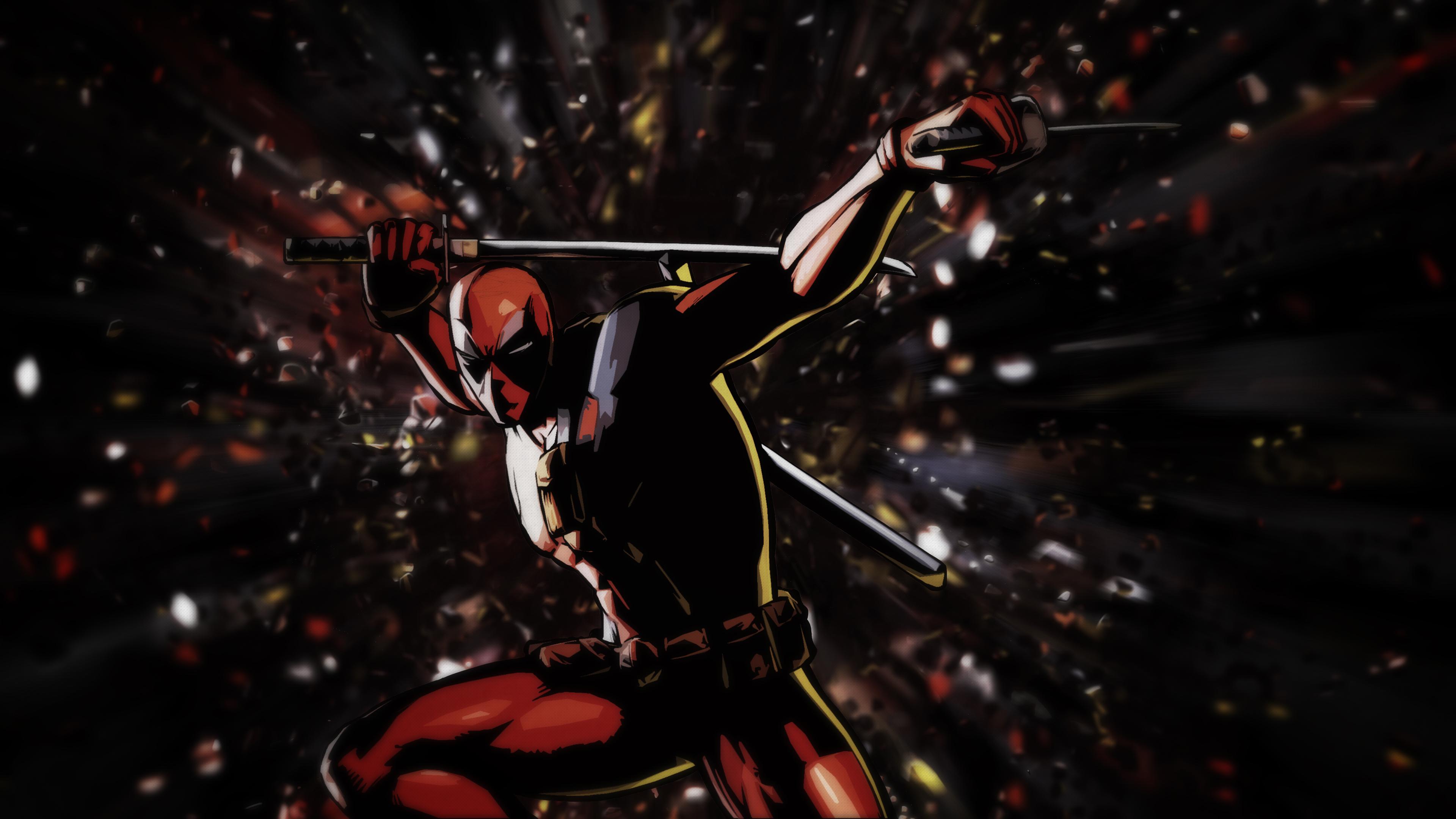 deadpool art 4k 1536521845 - Deadpool Art 4k - superheroes wallpapers, hd-wallpapers, digital art wallpapers, deadpool wallpapers, artwork wallpapers, 4k-wallpapers