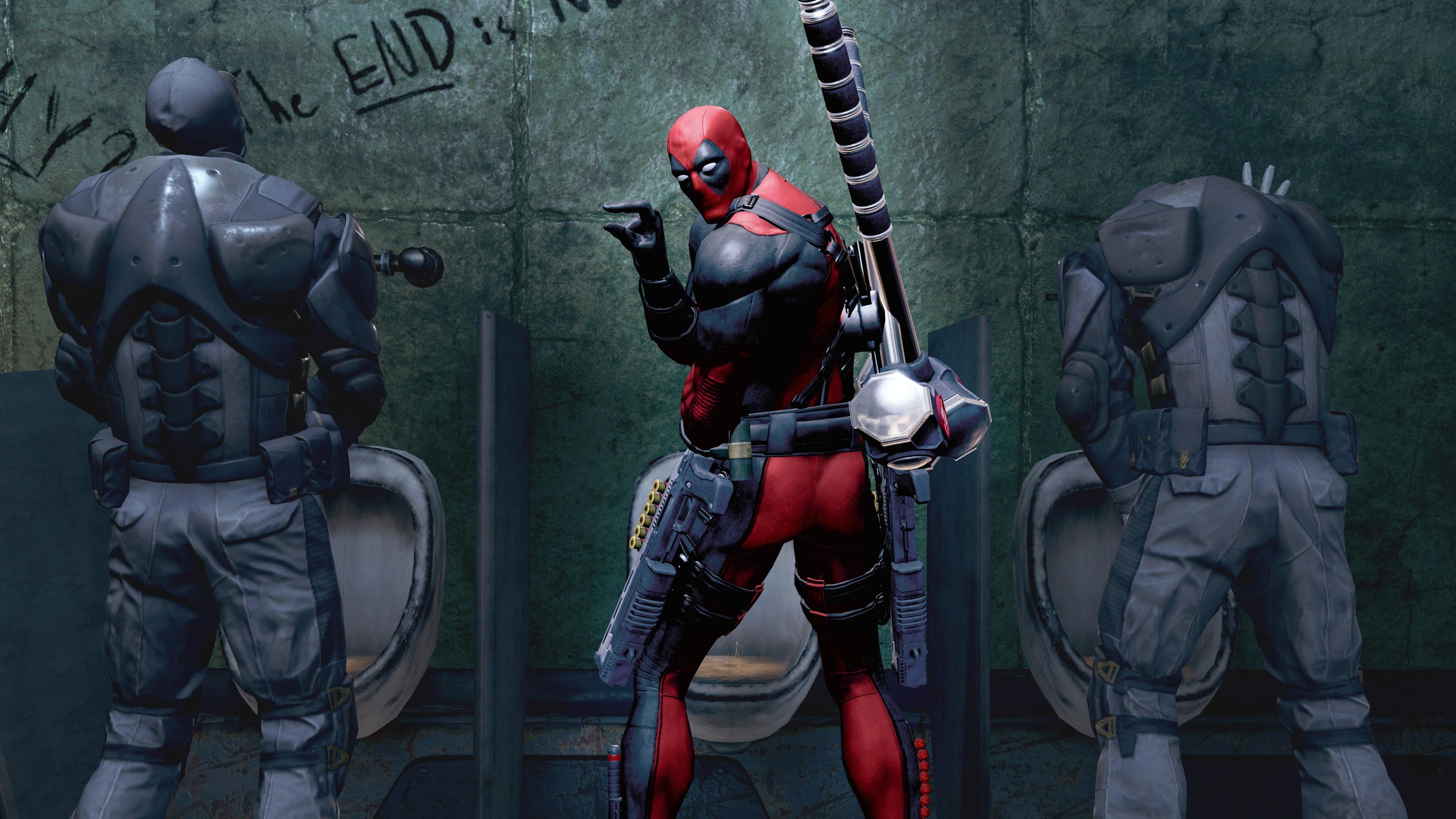 deadpool lol 1536363743 - Deadpool LoL - super heroes wallpapers, movies wallpapers, funny wallpapers, deadpool wallpapers