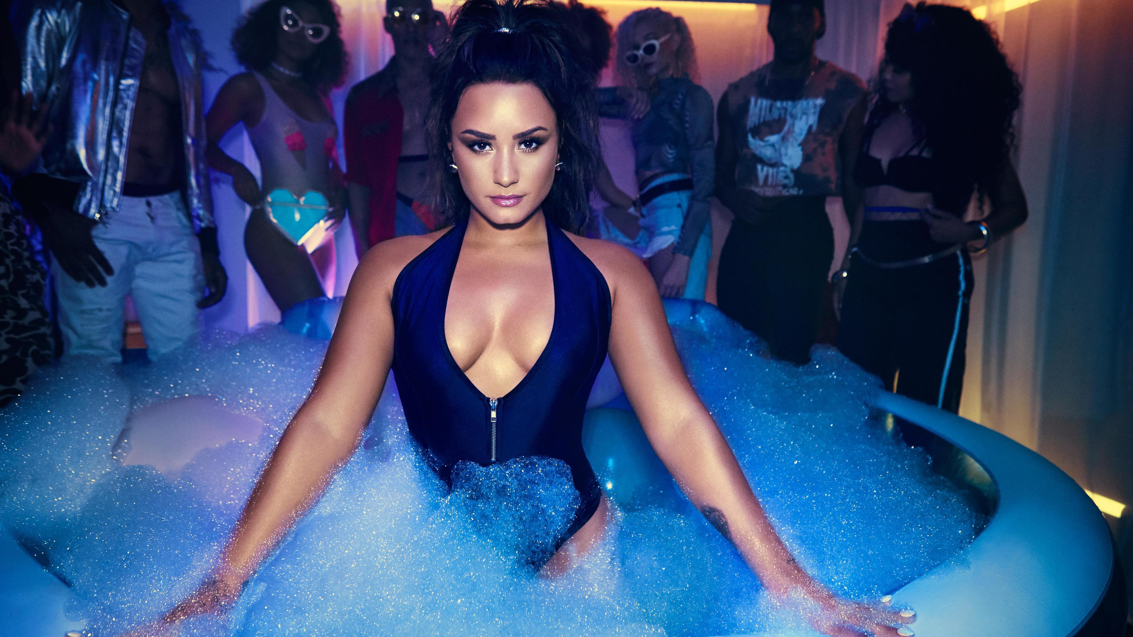 demi lovato 4k 2017 1536859930 - Demi Lovato 4k 2017 - hd-wallpapers, girls wallpapers, demi lovato wallpapers, celebrities wallpapers, actress wallpapers, 4k-wallpapers