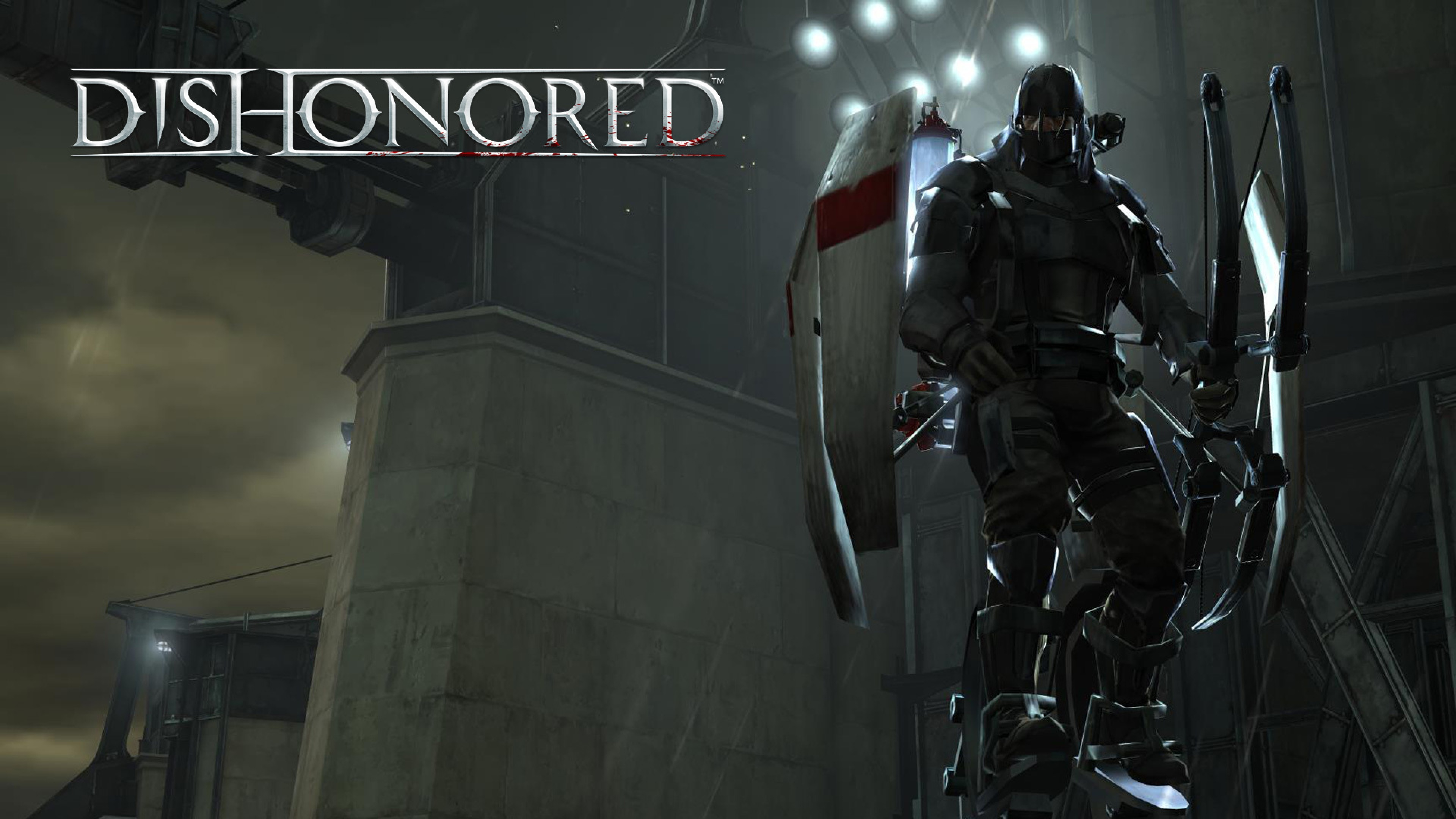 Wallpaper 4k Dishonored 2 Games Dishonored 2 Wallpapers Games