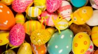 easter eggs easter painted eggs holiday 4k 1538345336 200x110 - easter eggs, easter, painted eggs, holiday 4k - painted eggs, easter eggs, Easter