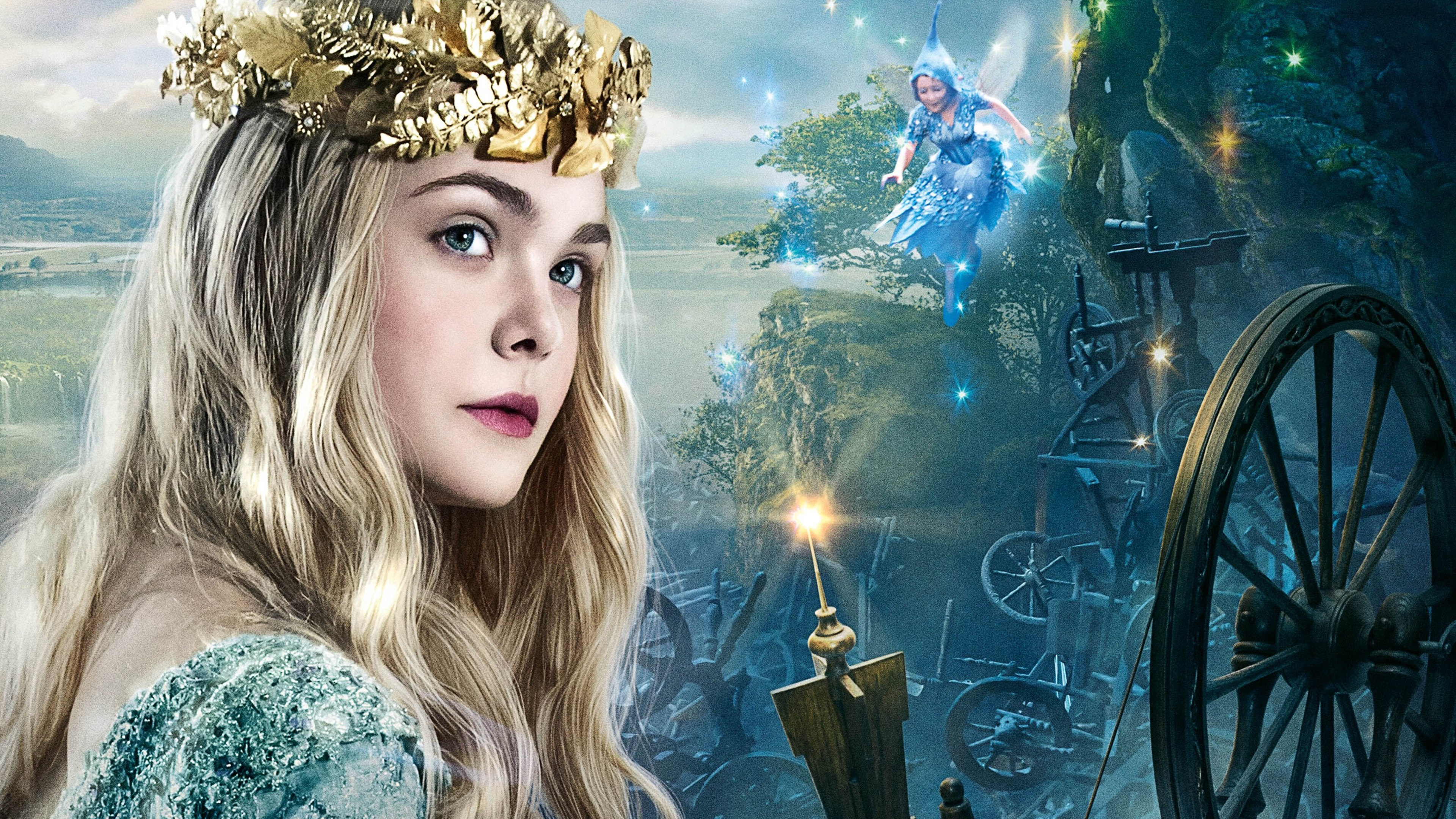 elle fanning as princess aurora 1536855907 - Elle Fanning As Princess Aurora - princess wallpapers, girls wallpapers, elle fanning wallpapers, celebrities wallpapers