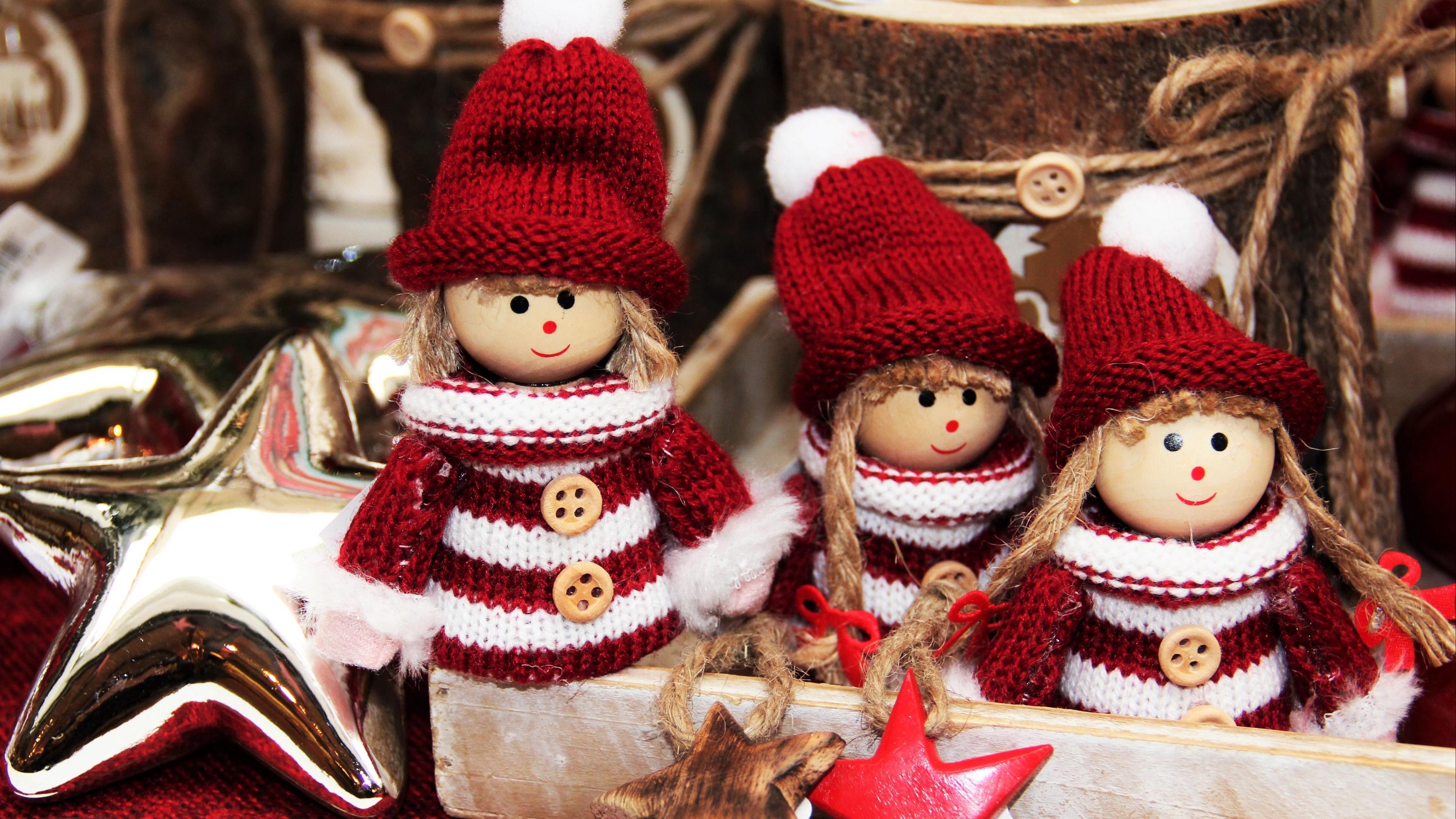 elves christmas toys 4k 1538345065 - elves, christmas, toys 4k - toys, elves, Christmas