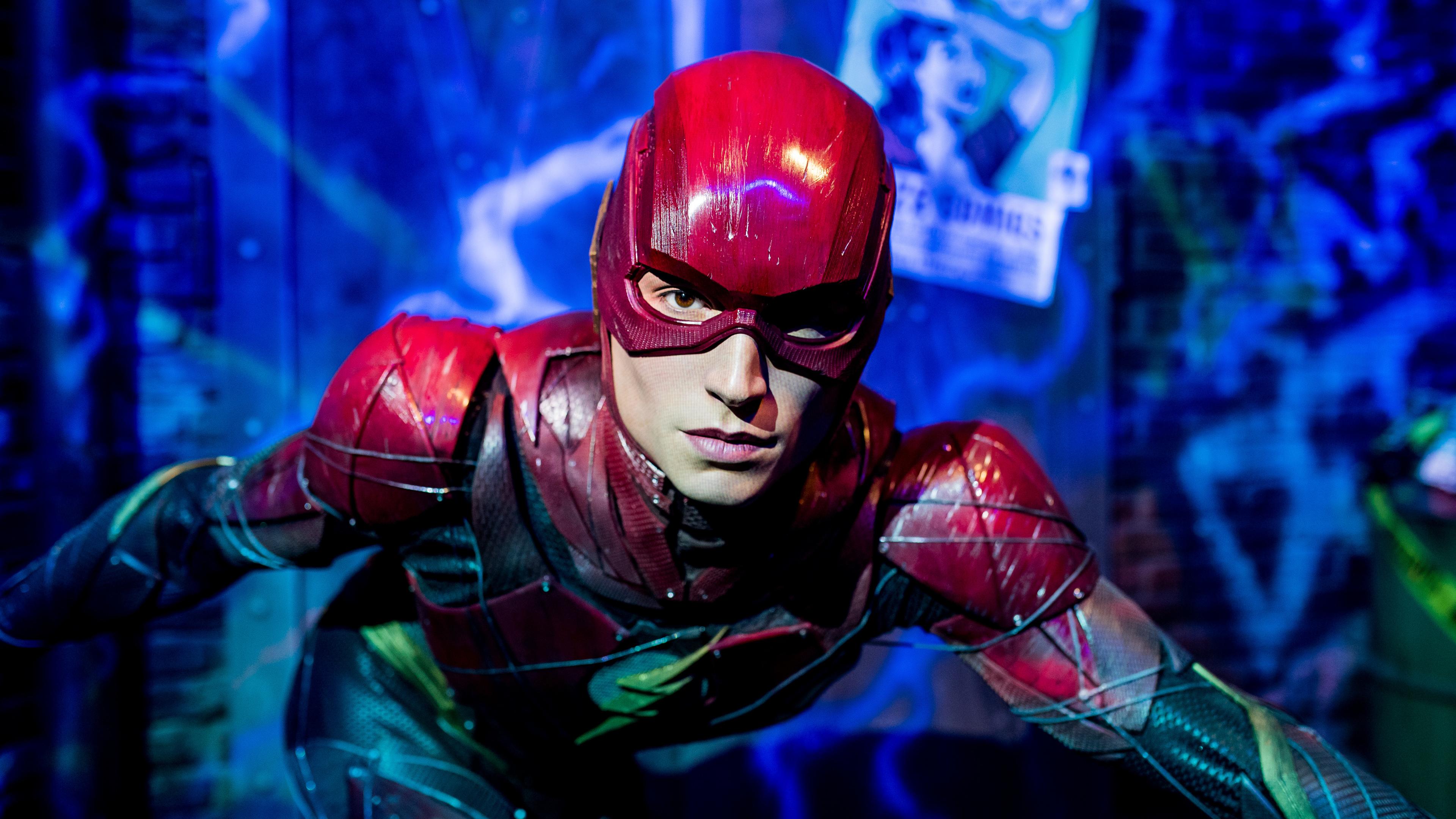 ezra miller as flash 1536522787 - Ezra Miller As Flash - superheroes wallpapers, hd-wallpapers, flash wallpapers, 4k-wallpapers