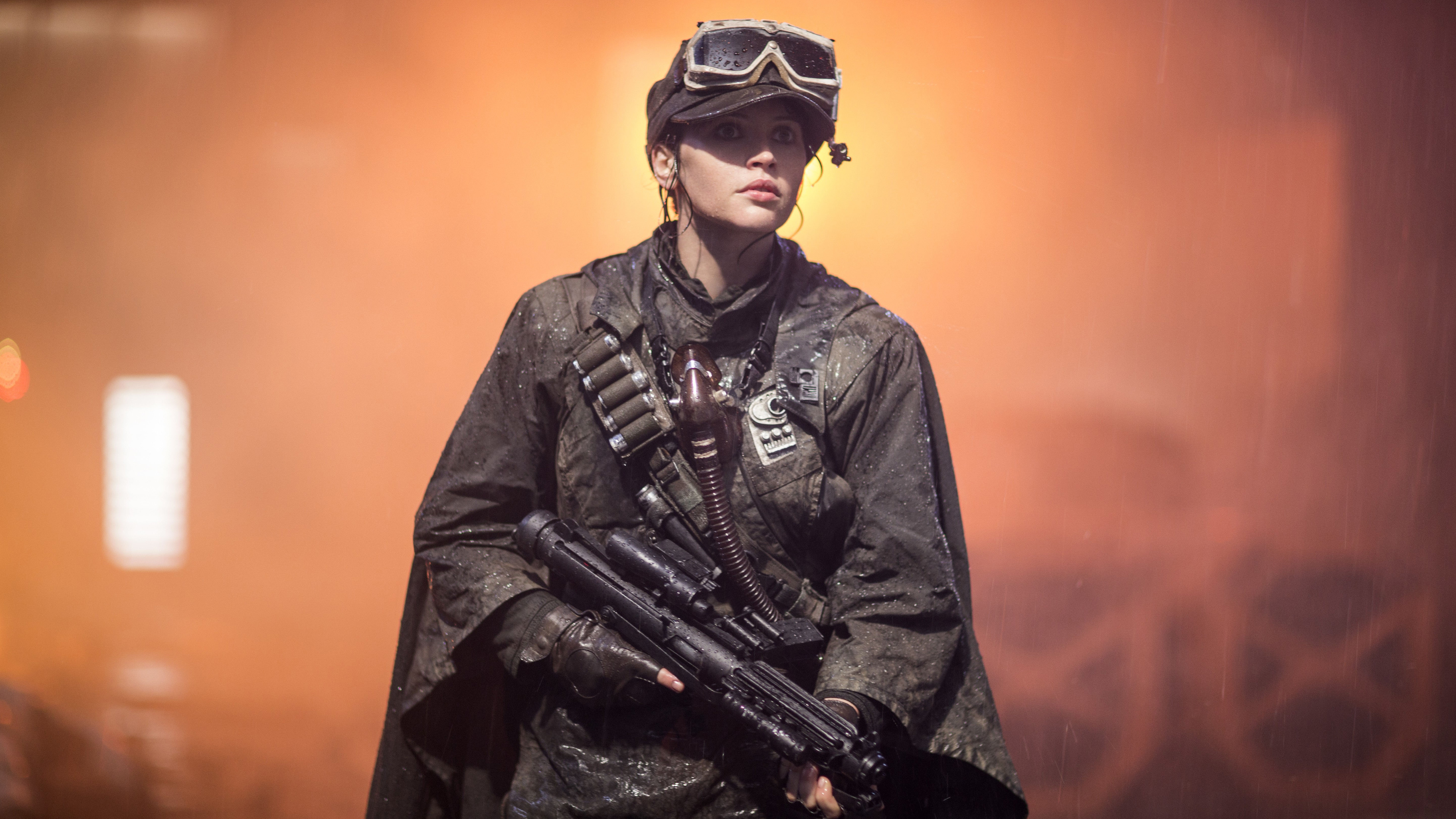 felicity jones rogue one a star wars story 1536400352 - Felicity Jones Rogue One A Star Wars Story - star wars wallpapers, rogue one a star wars story wallpapers, movies wallpapers, felicity jones wallpapers, 2016 movies wallpapers