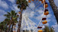 ferris wheel amusement palm trees 4k 1538064837 200x110 - ferris wheel, amusement, palm trees 4k - palm trees, ferris wheel, amusement
