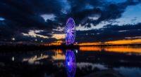 ferris wheel harbor night city clouds washington usa 4k 1538066939 200x110 - ferris wheel, harbor, night city, clouds, washington, usa 4k - night city, Harbor, ferris wheel