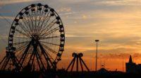 ferris wheel night attraction city 4k 1538065115 200x110 - ferris wheel, night, attraction, city 4k - Night, ferris wheel, attraction