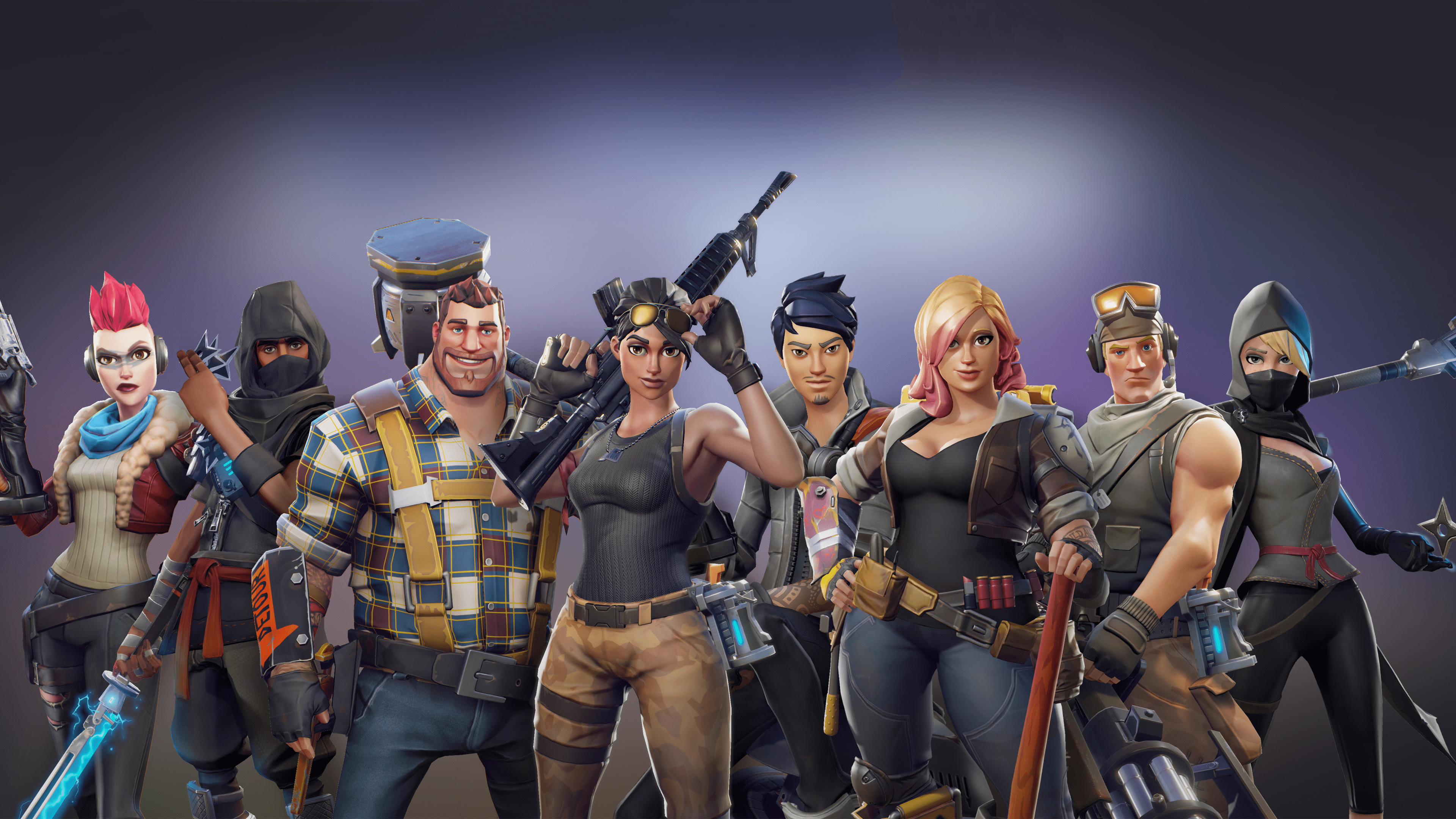 Fortnite 2018 4k Ps Games Wallpapers, Hd-wallpapers, Games