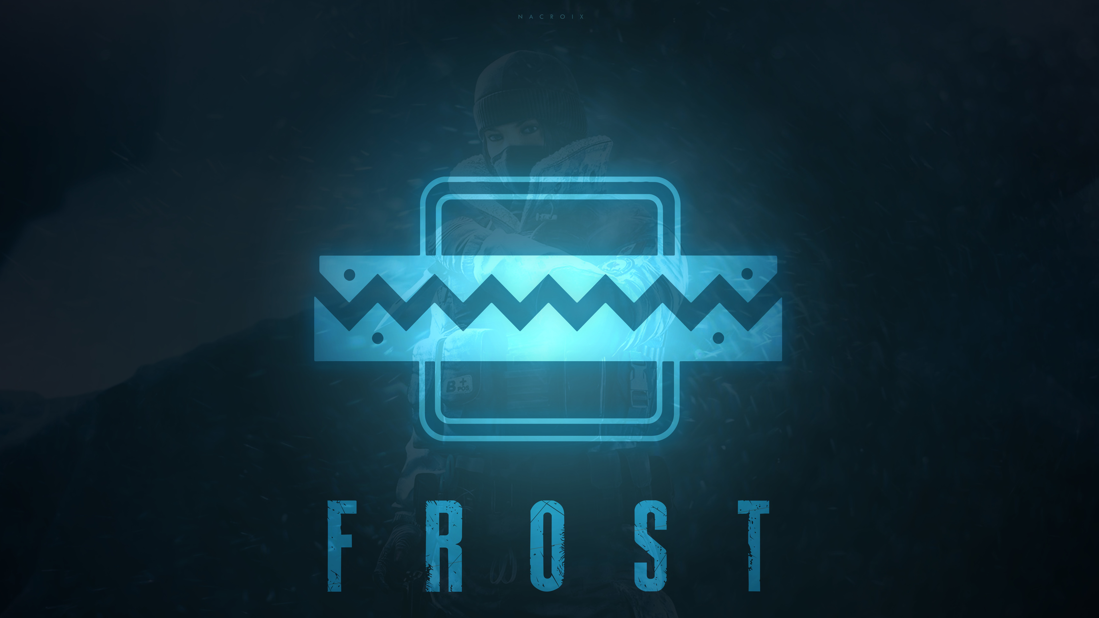 frost tom clancys rainbow six siege minimalism 12k 1537691665 - Frost Tom Clancys Rainbow Six Siege Minimalism 12k - xbox games wallpapers, tom clancys rainbow six siege wallpapers, ps games wallpapers, minimalist wallpapers, minimalism wallpapers, hd-wallpapers, games wallpapers, 8k wallpapers, 5k wallpapers, 4k-wallpapers, 12k wallpapers
