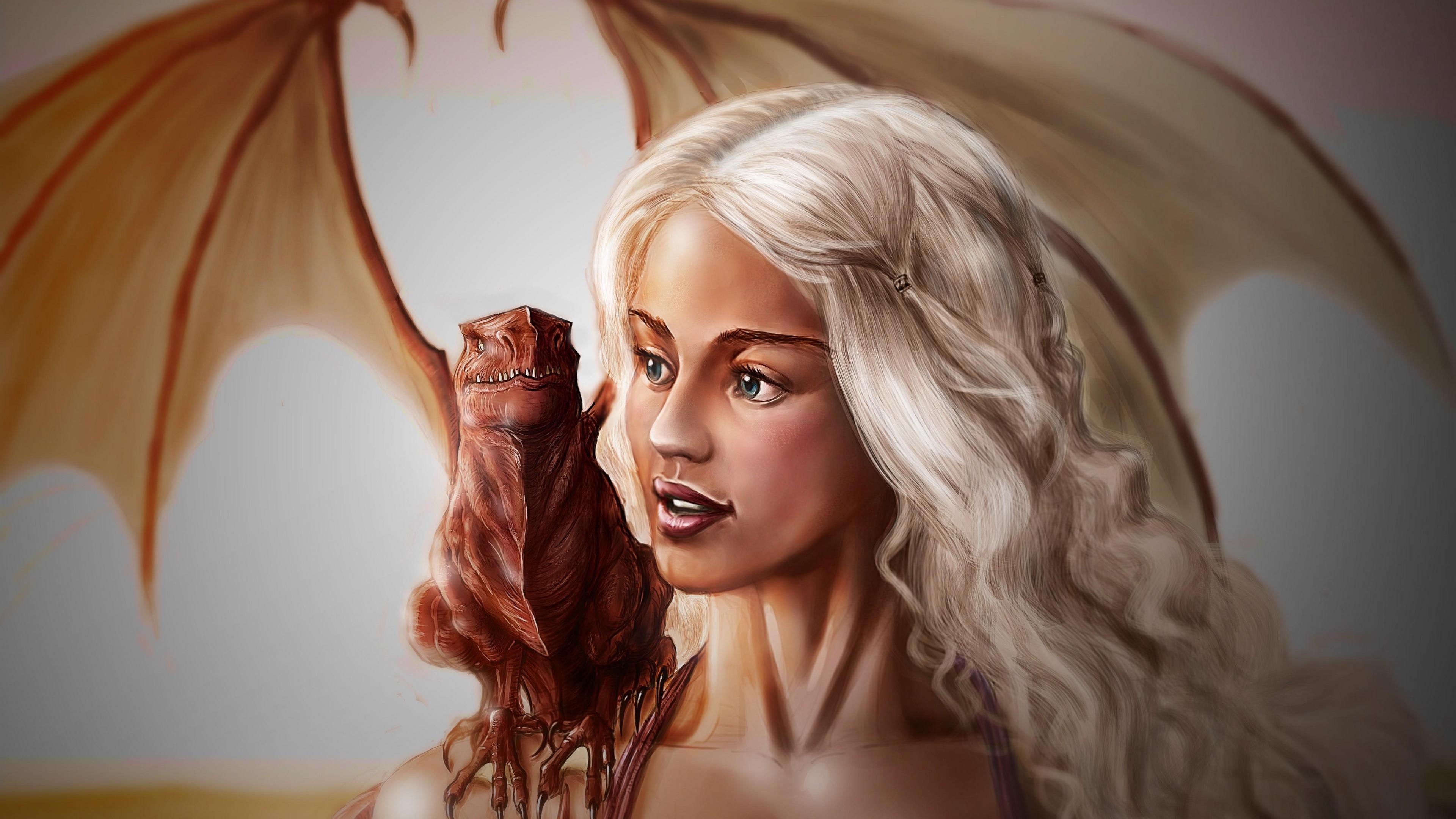 girl blonde shoulder creature claws wings 4k 1536098115 - girl, blonde, shoulder, creature, claws, wings 4k - shoulder, Girl, Blonde