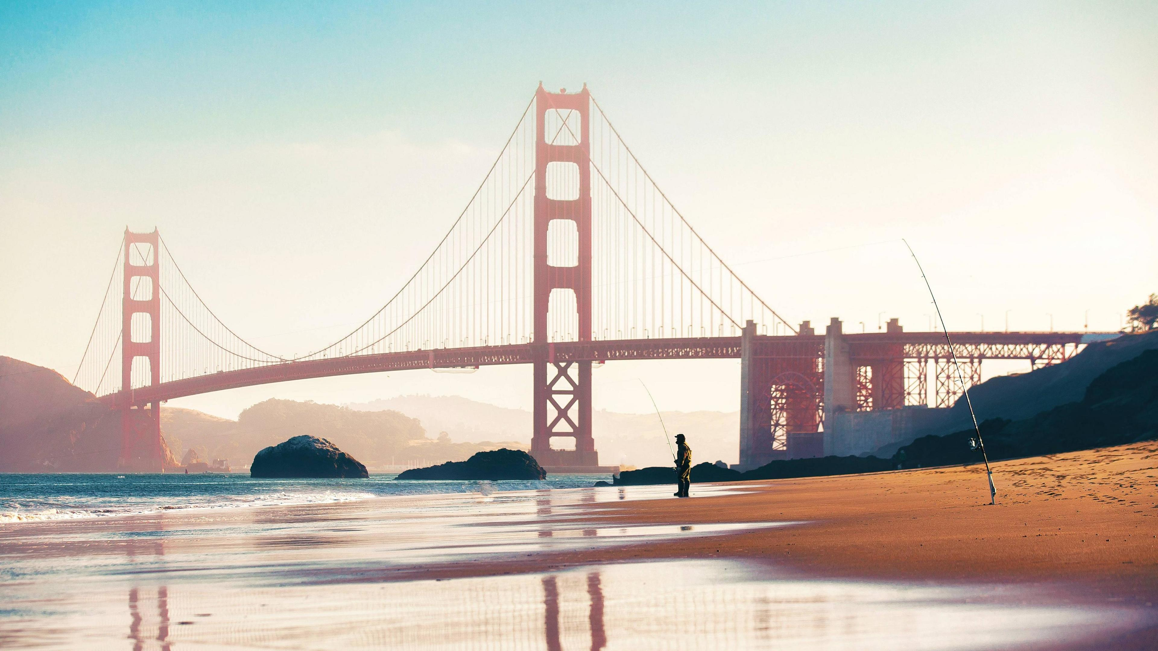 Wallpaper 4k Golden Gate Bridge San Francisco 4k 4k Wallpapers Bridge Wallpapers Golden Gate Bridge Wallpapers Hd Wallpapers San Francisco Wallpapers World Wallpapers