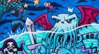 graffiti octopus street art 4k 1536098469 200x110 - graffiti, octopus, street art 4k - street art, octopus, graffiti