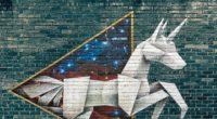 graffiti origami street art brick wall 4k 1536098406 200x110 - graffiti, origami, street art, brick wall 4k - street art, Origami, graffiti