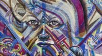 graffiti street art face grunge 4k 1536098404 200x110 - graffiti, street art, face, grunge 4k - street art, graffiti, Face