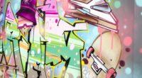 graffiti wall art 4k 1536098349 200x110 - graffiti, wall, art 4k - WALL, graffiti, art