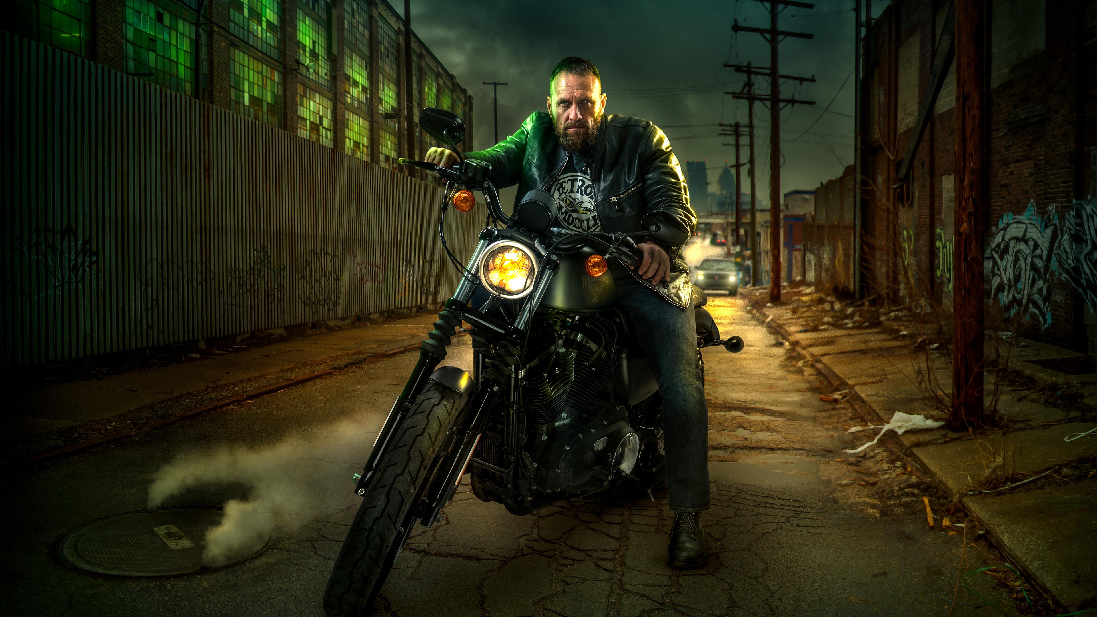harley davidson night rider 1536316613 - Harley Davidson Night Rider - hd-wallpapers, harley davidson wallpapers, digital art wallpapers, bikes wallpapers, behance wallpapers, artwork wallpapers, artist wallpapers, 4k-wallpapers