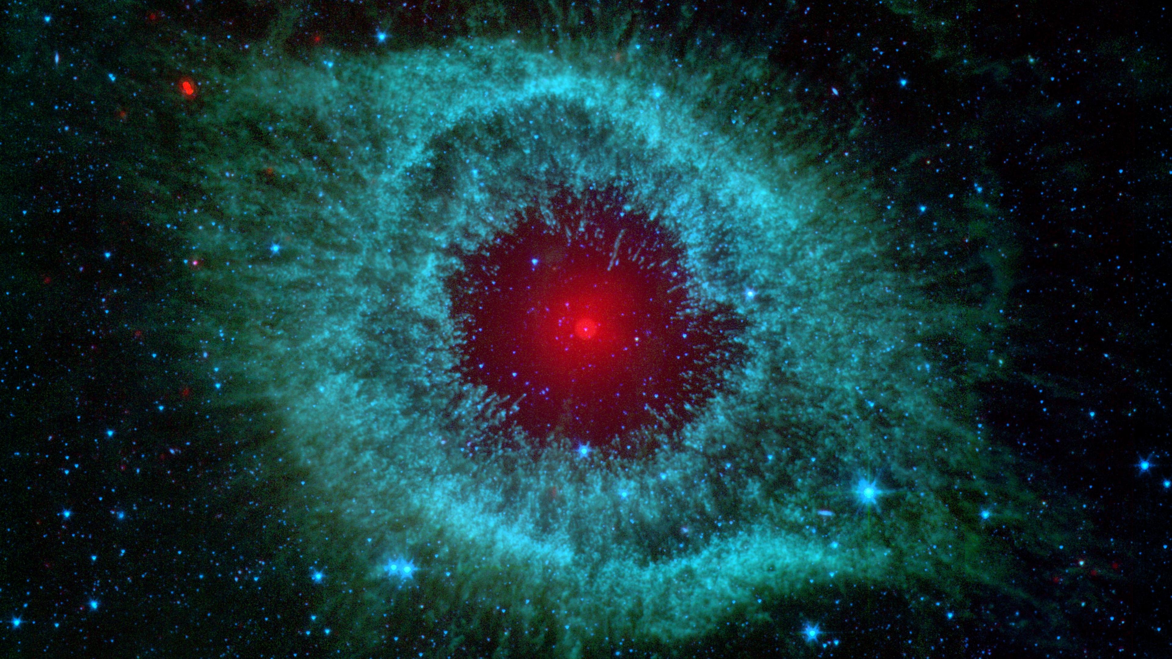 Wallpaper 4k Helix Nebula Constellation Nebula Astronomy Galaxy 4k Constellation Helix Nebula Nebula