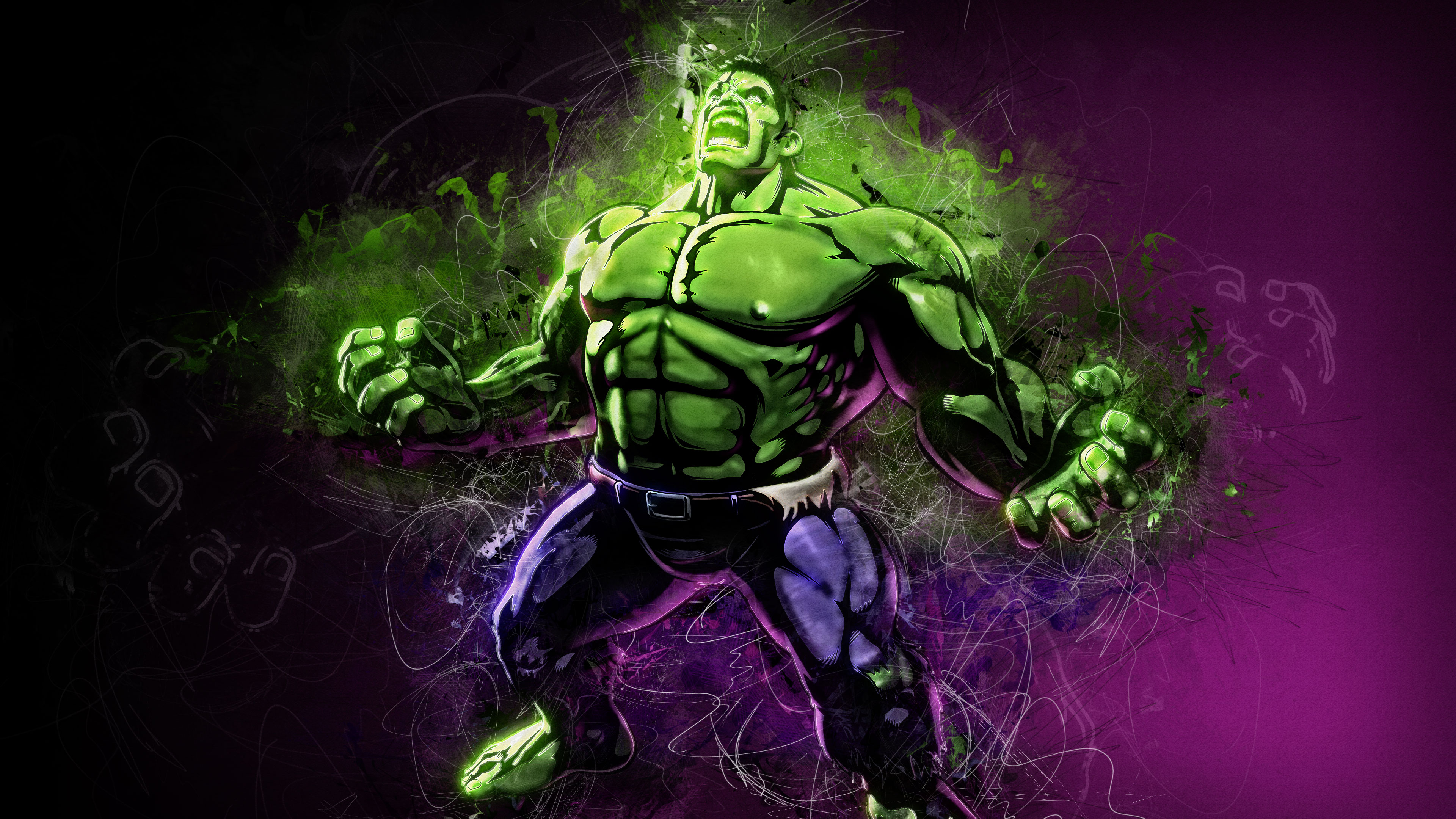 hulk artwork 4k 1536521839 - Hulk Artwork 4k - superheroes wallpapers, hulk wallpapers, hd-wallpapers, digital art wallpapers, artwork wallpapers, artist wallpapers, 4k-wallpapers