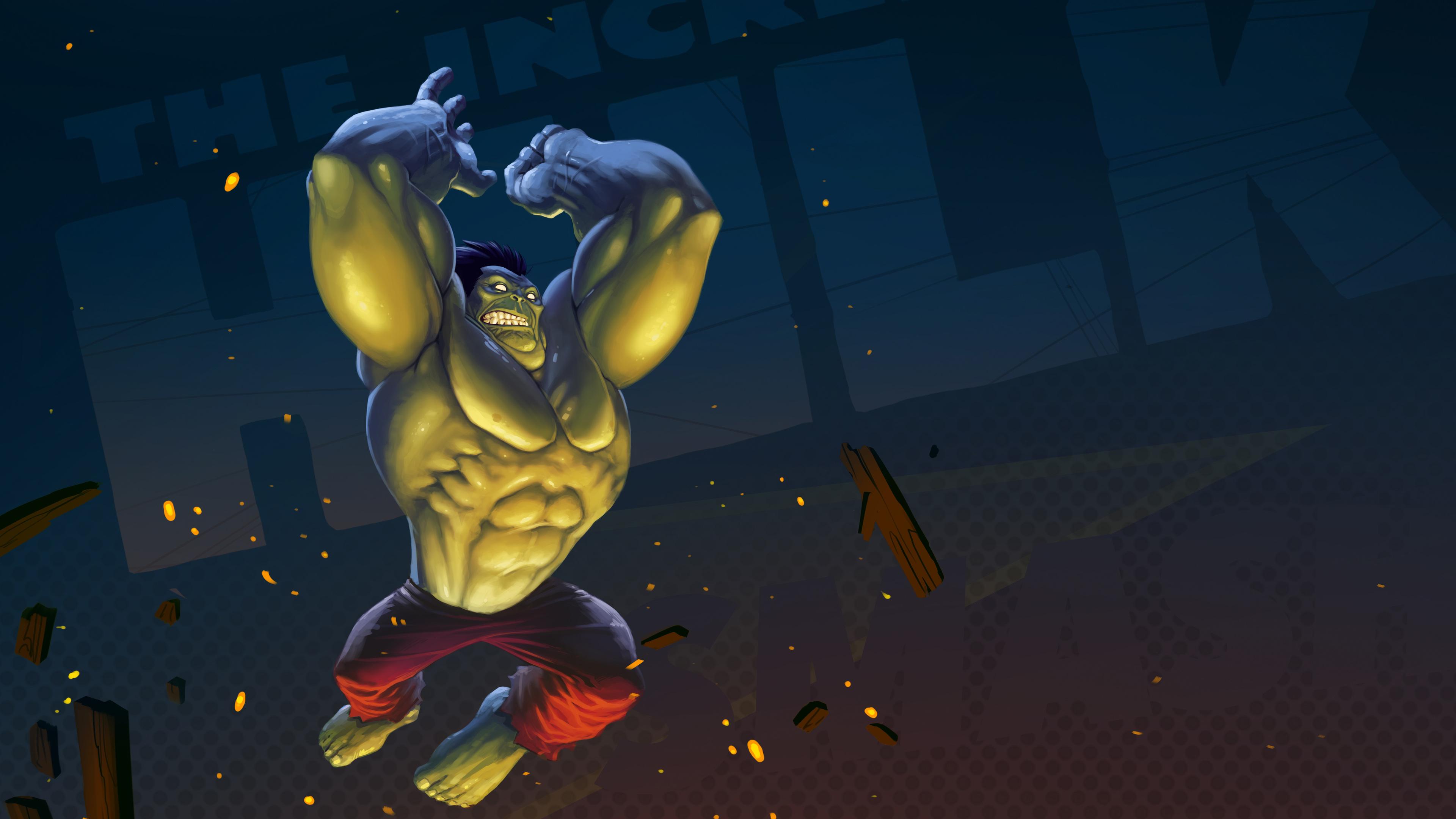 hulk artwork 5k 1536522833 - Hulk Artwork 5k - superheroes wallpapers, hulk wallpapers, hd-wallpapers, digital art wallpapers, artwork wallpapers4k wallpapers, artwork wallpapers, artist wallpapers