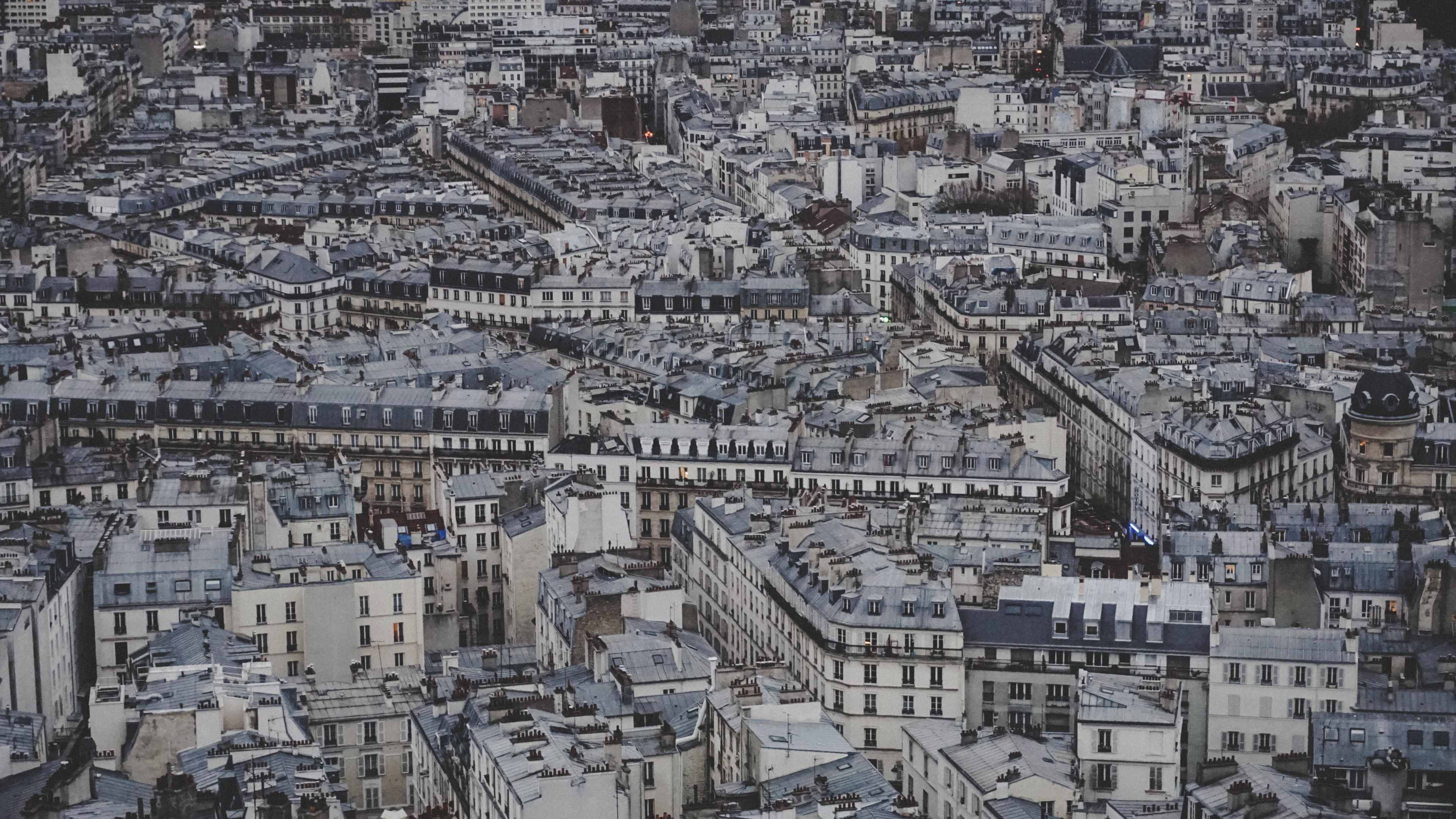 infrastructure buildings top view 4k 1538066465 - infrastructure, buildings, top view 4k - top view, infrastructure, buildings