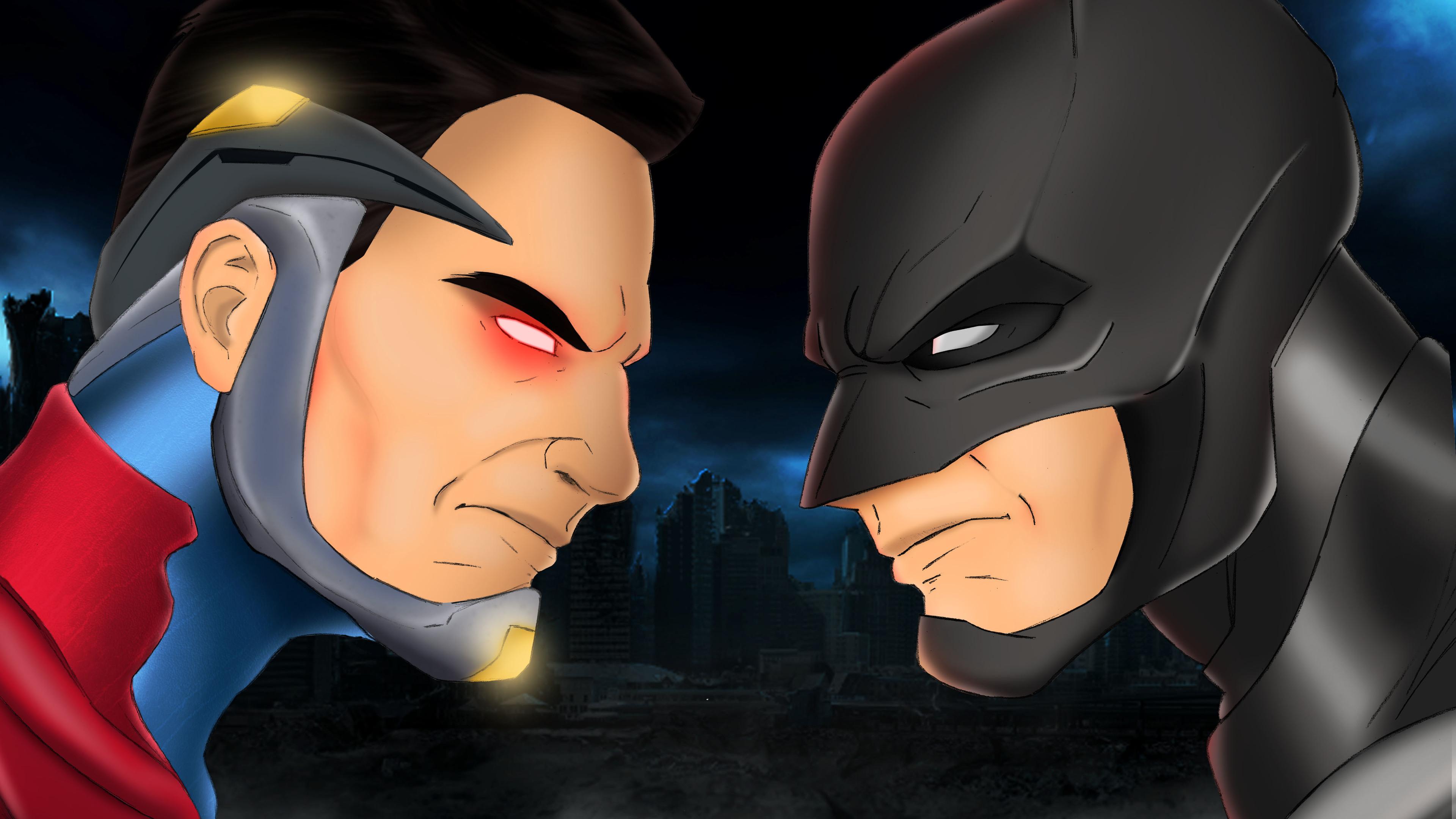injustice 2 superman vs batman art 1536524130 - Injustice 2 Superman Vs Batman Art - superman wallpapers, superheroes wallpapers, injustice 2 wallpapers, hd-wallpapers, digital art wallpapers, deviantart wallpapers, batman wallpapers, artwork wallpapers, 4k-wallpapers