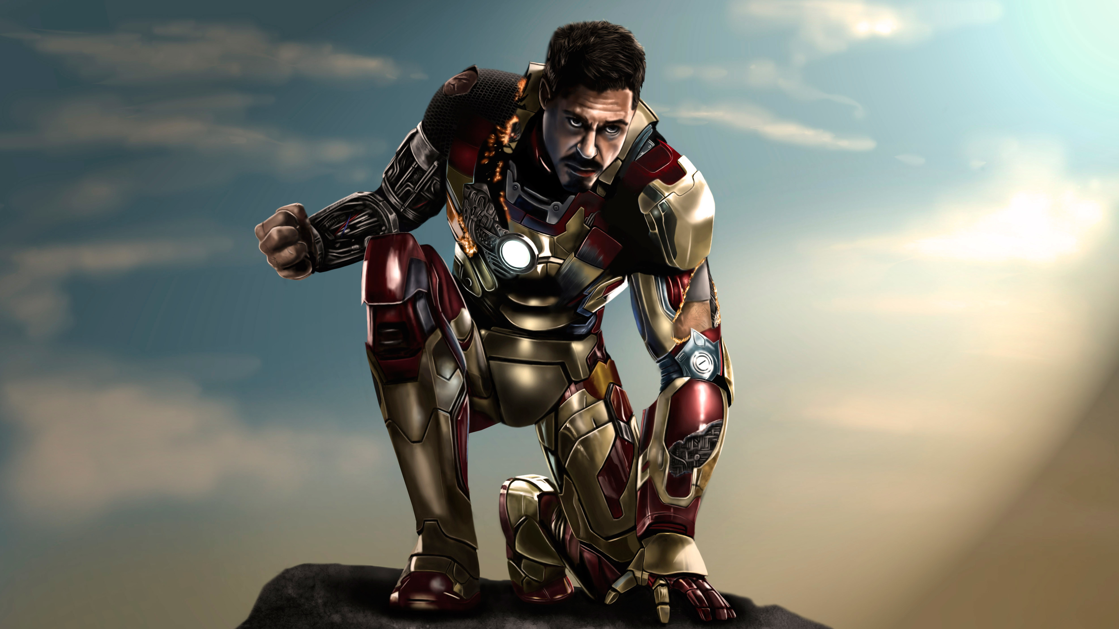 iron man 3 artwork 5k 1536523893 - Iron Man 3 Artwork 5k - superheroes wallpapers, iron man wallpapers, hd-wallpapers, digital art wallpapers, artwork wallpapers, artist wallpapers, 5k wallpapers, 4k-wallpapers