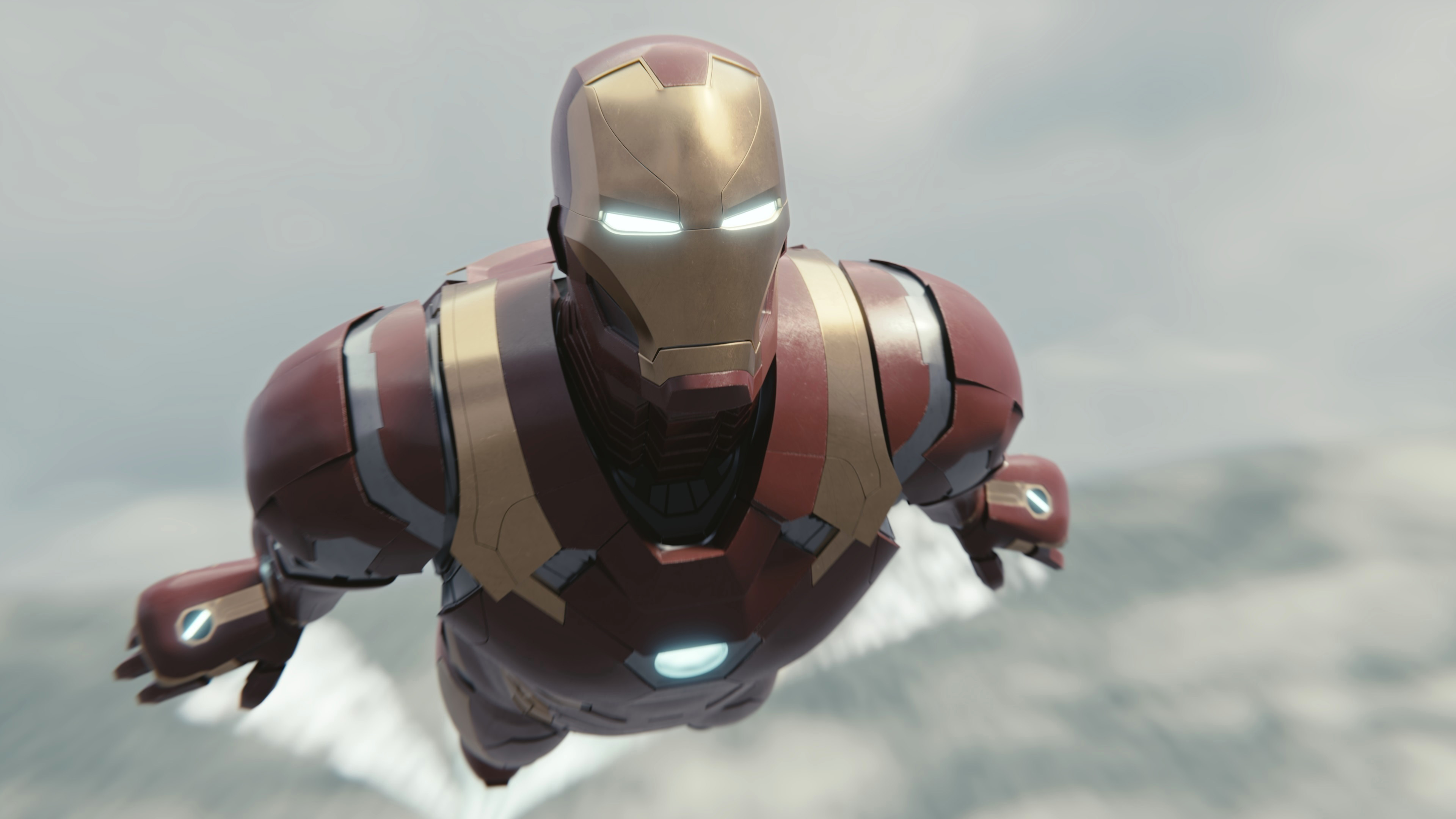iron man 4k digital art 1536522738 - Iron Man 4k Digital Art - superheroes wallpapers, iron man wallpapers, hd-wallpapers, digital art wallpapers, artwork wallpapers, artist wallpapers, 4k-wallpapers