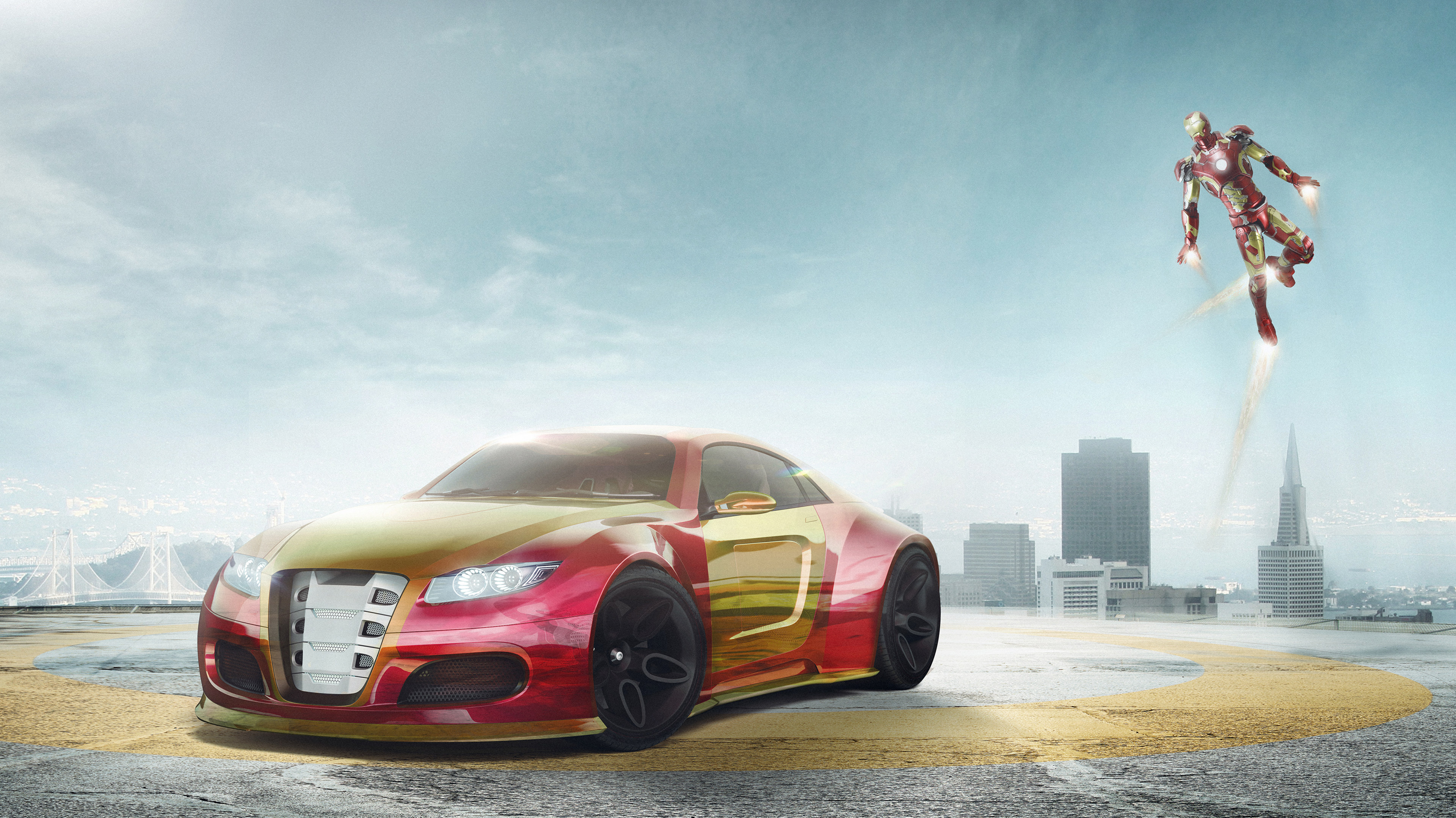 iron man car 4k artwork 1536520215 - Iron Man Car 4k Artwork - superheroes wallpapers, iron man wallpapers, hd-wallpapers, digital art wallpapers, artwork wallpapers, artist wallpapers, 4k-wallpapers