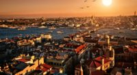 istanbul sunset top view building 4k 1538065702 200x110 - istanbul, sunset, top view, building 4k - top view, sunset, istanbul