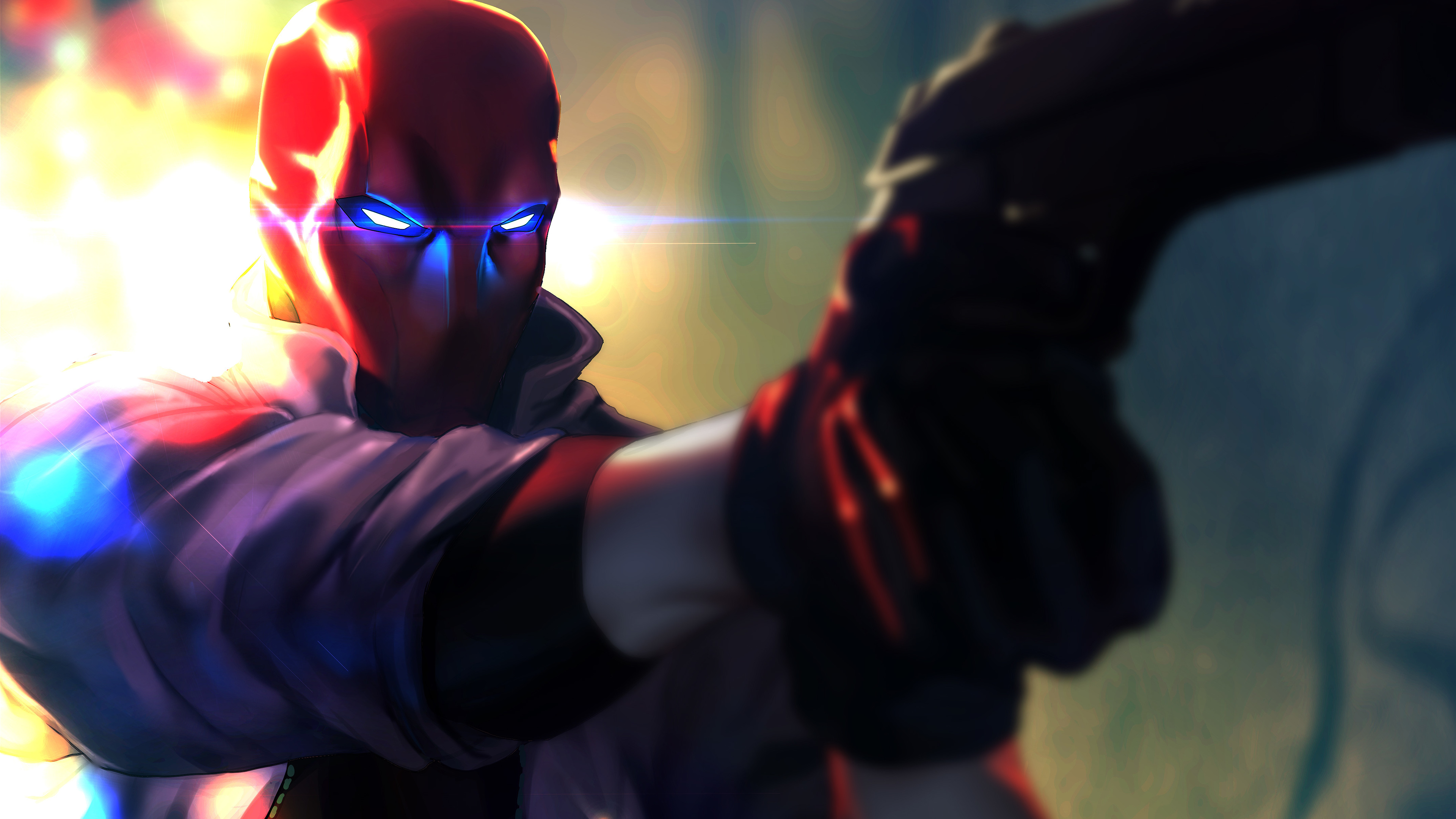 jason todd as redhood 1536522605 - Jason Todd As Redhood - superheroes wallpapers, red hood wallpapers, hd-wallpapers, digital art wallpapers, deviantart wallpapers, artwork wallpapers, artist wallpapers, 5k wallpapers, 4k-wallpapers
