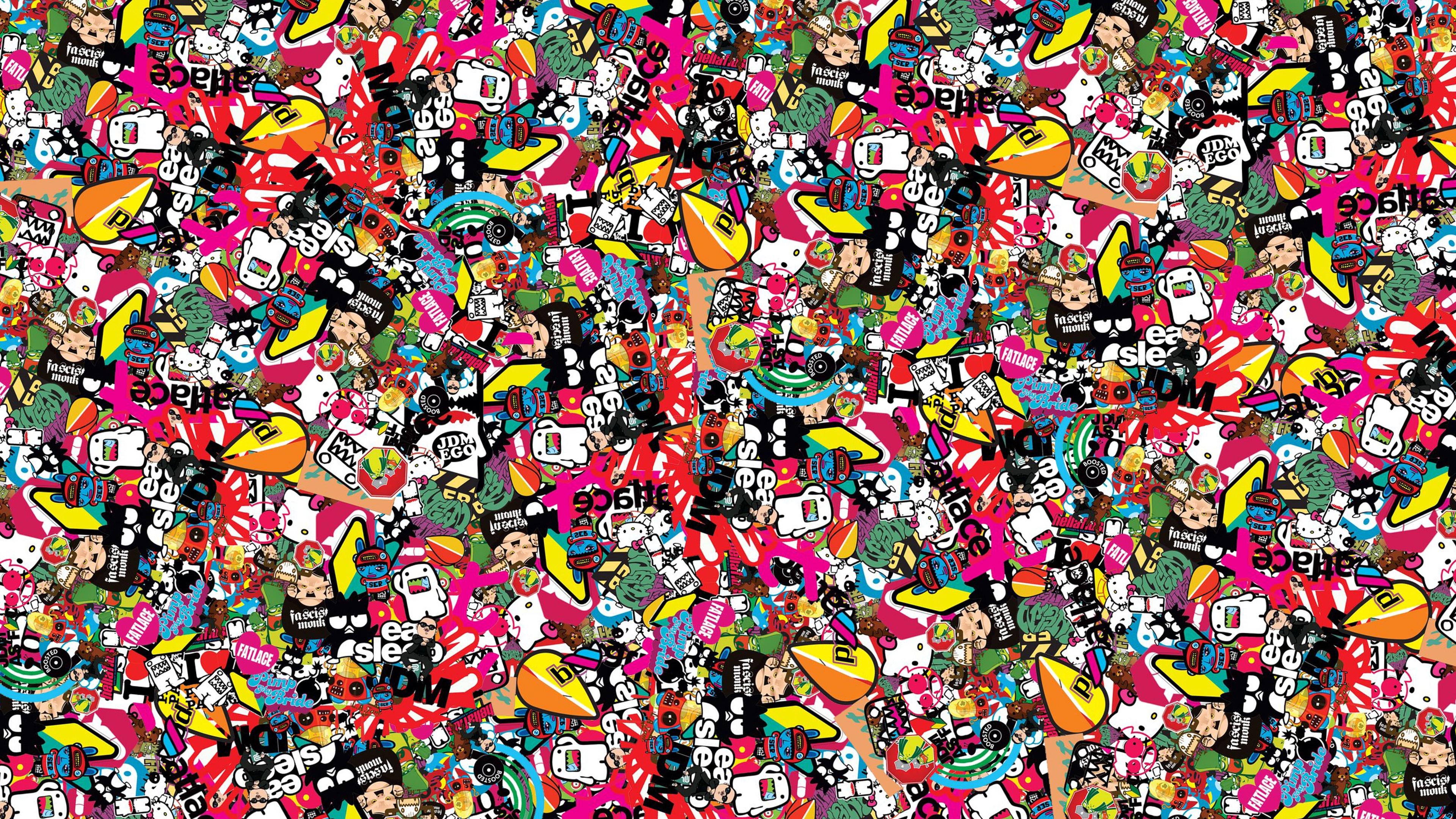 jdm background style sticker texture 4k 1536097837 - jdm, background, style, sticker, texture 4k - Style, jdm, Background