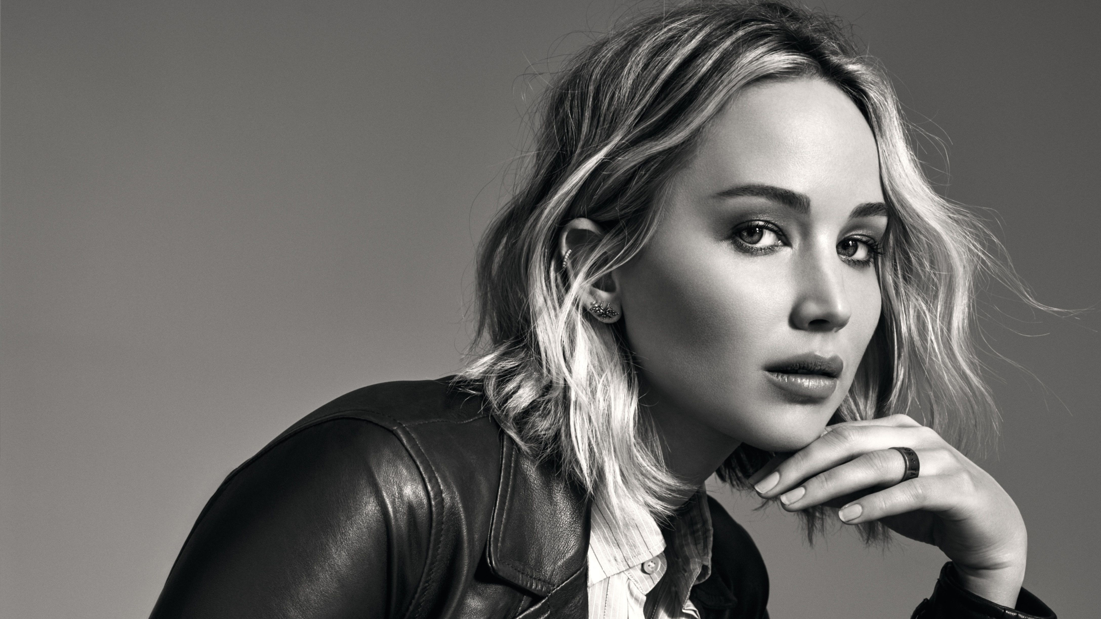 jennifer lawrence monochrome 4k 1536951931 - Jennifer Lawrence Monochrome 4k - monochrome wallpapers, jennifer lawrence wallpapers, hd-wallpapers, girls wallpapers, celebrities wallpapers, black and white wallpapers, 4k-wallpapers