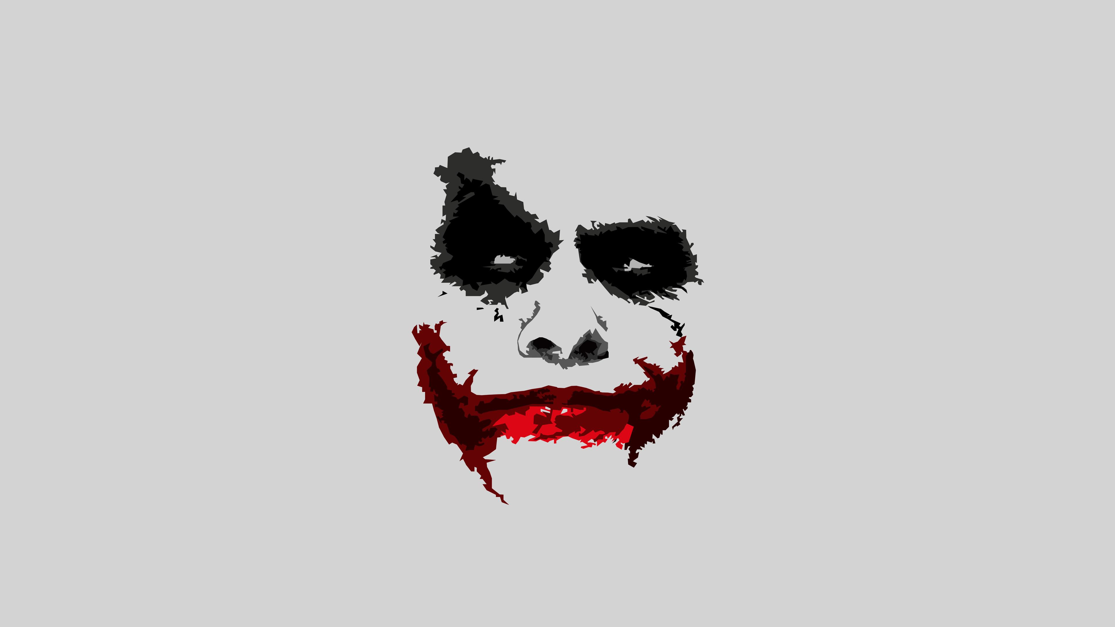 joker 8k minimalism 1536522610 - Joker 8k Minimalism - minimalism wallpapers, joker wallpapers, hd-wallpapers, digital art wallpapers, deviantart wallpapers, artwork wallpapers, artist wallpapers, 8k wallpapers, 5k wallpapers, 4k-wallpapers