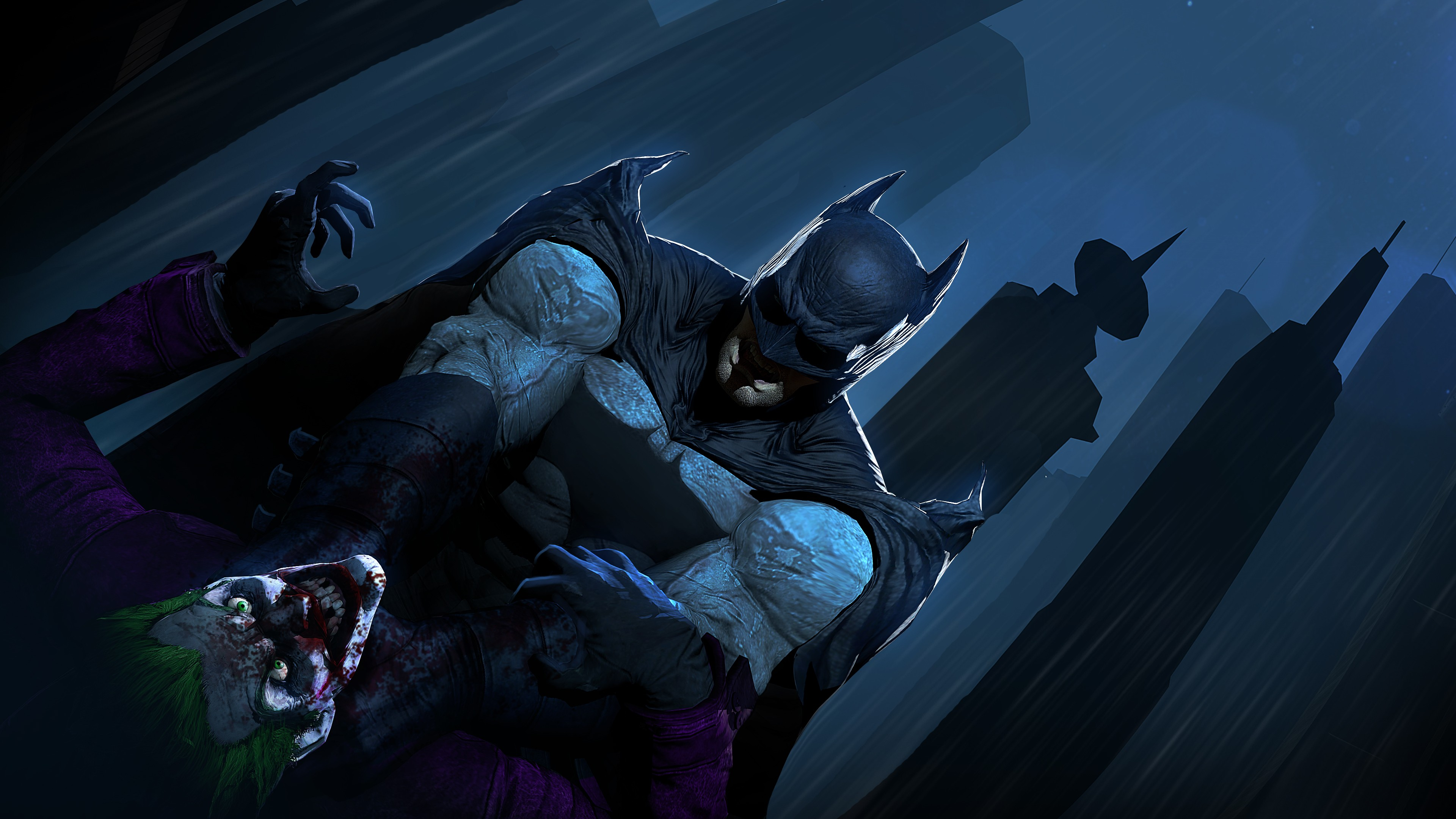 joker vs batman 4k 1536521959 - Joker Vs Batman 4k - superheroes wallpapers, joker wallpapers, hd-wallpapers, dc comics wallpapers, comics wallpapers, batman wallpapers, 4k-wallpapers