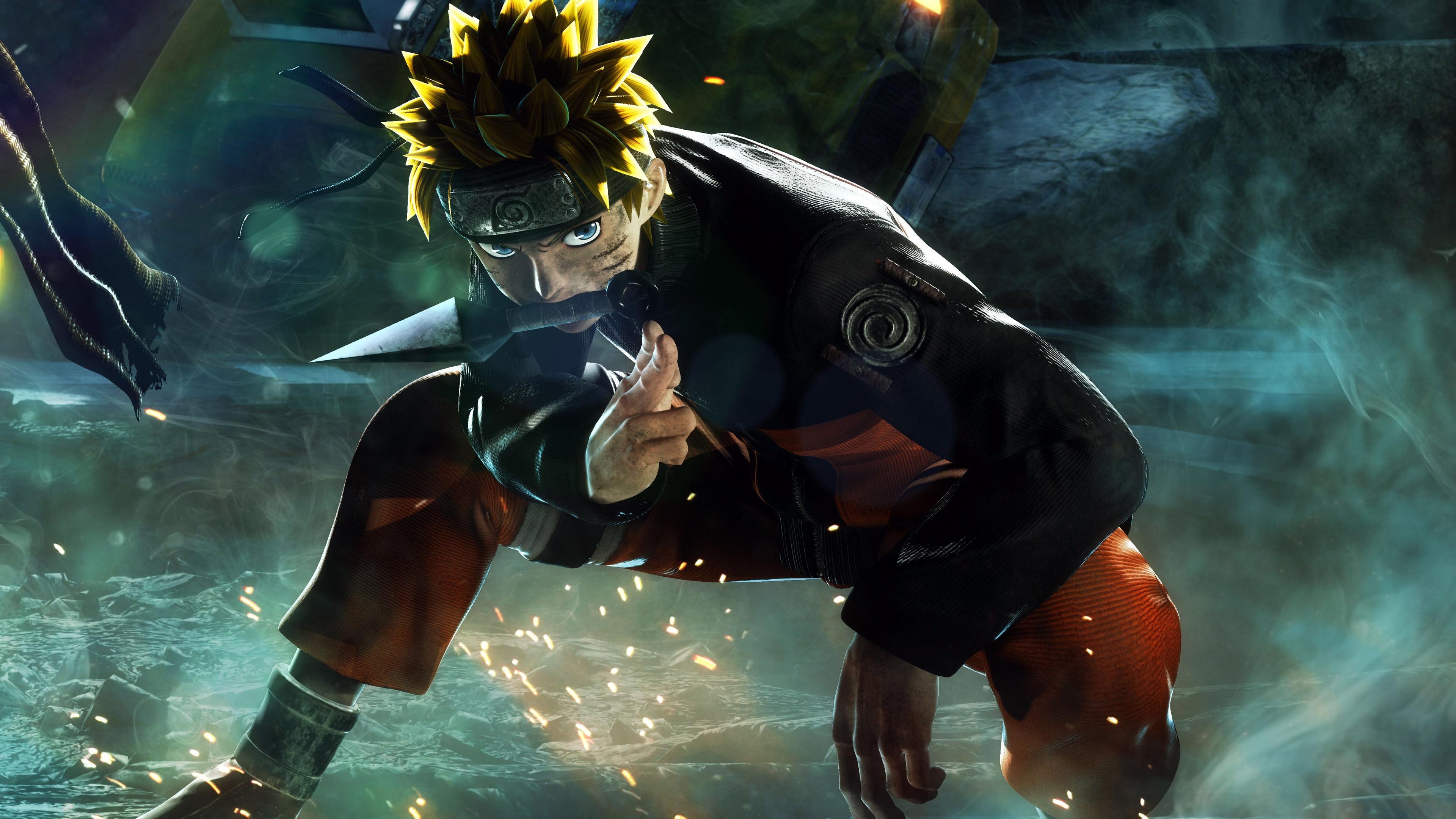 Jump Force Naruto 4k