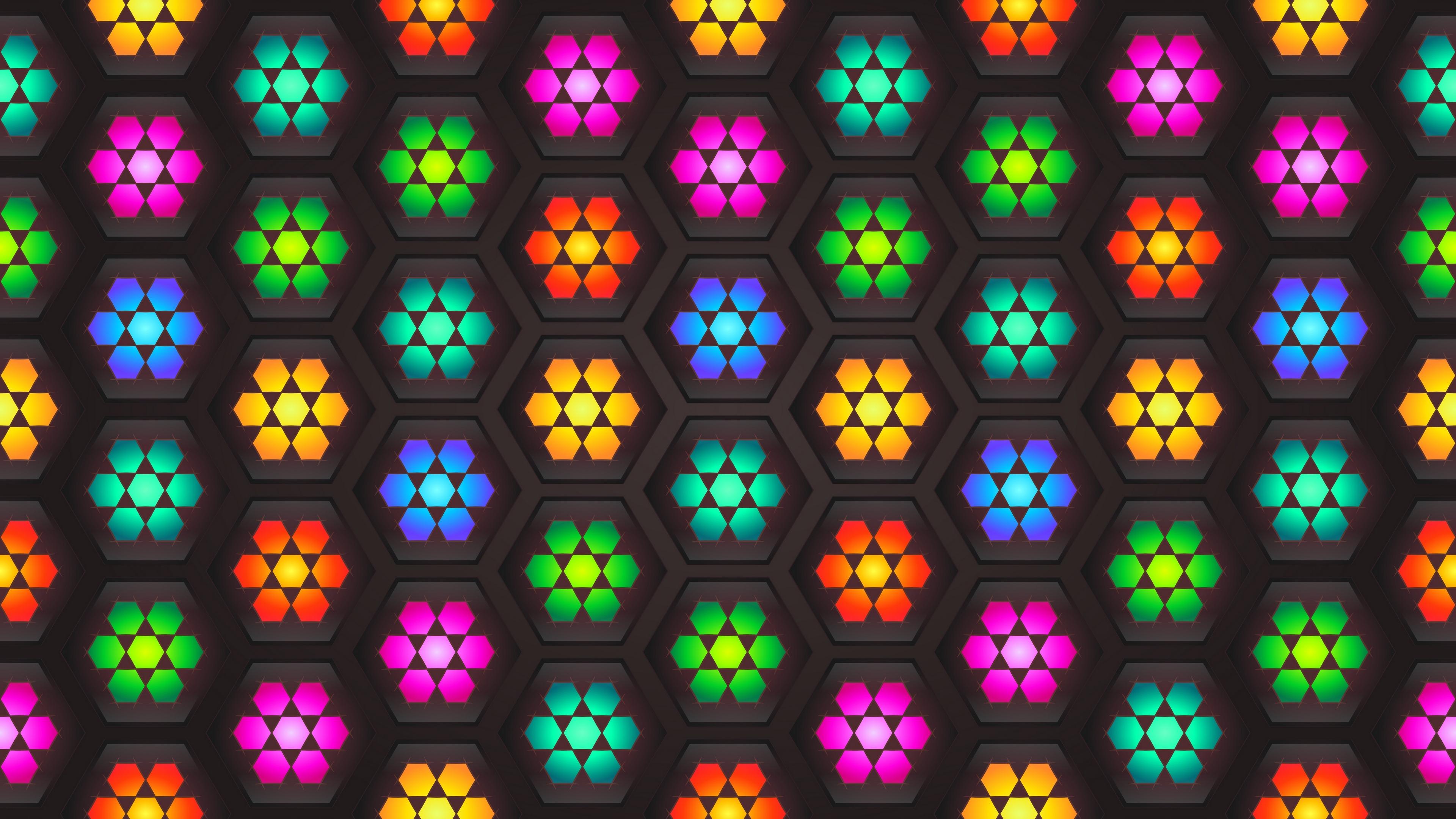 kaleidoscope mosaic patterns colorful 4k 1536097799 - kaleidoscope, mosaic, patterns, colorful 4k - patterns, Mosaic, kaleidoscope