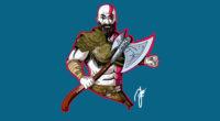 kratos god of war artwork 4k 1537691480 200x110 - Kratos God Of War Artwork 4k - kratos wallpapers, hd-wallpapers, god of war wallpapers, god of war 4 wallpapers, games wallpapers, digital art wallpapers, artwork wallpapers, artstation wallpapers, artist wallpapers, 4k-wallpapers