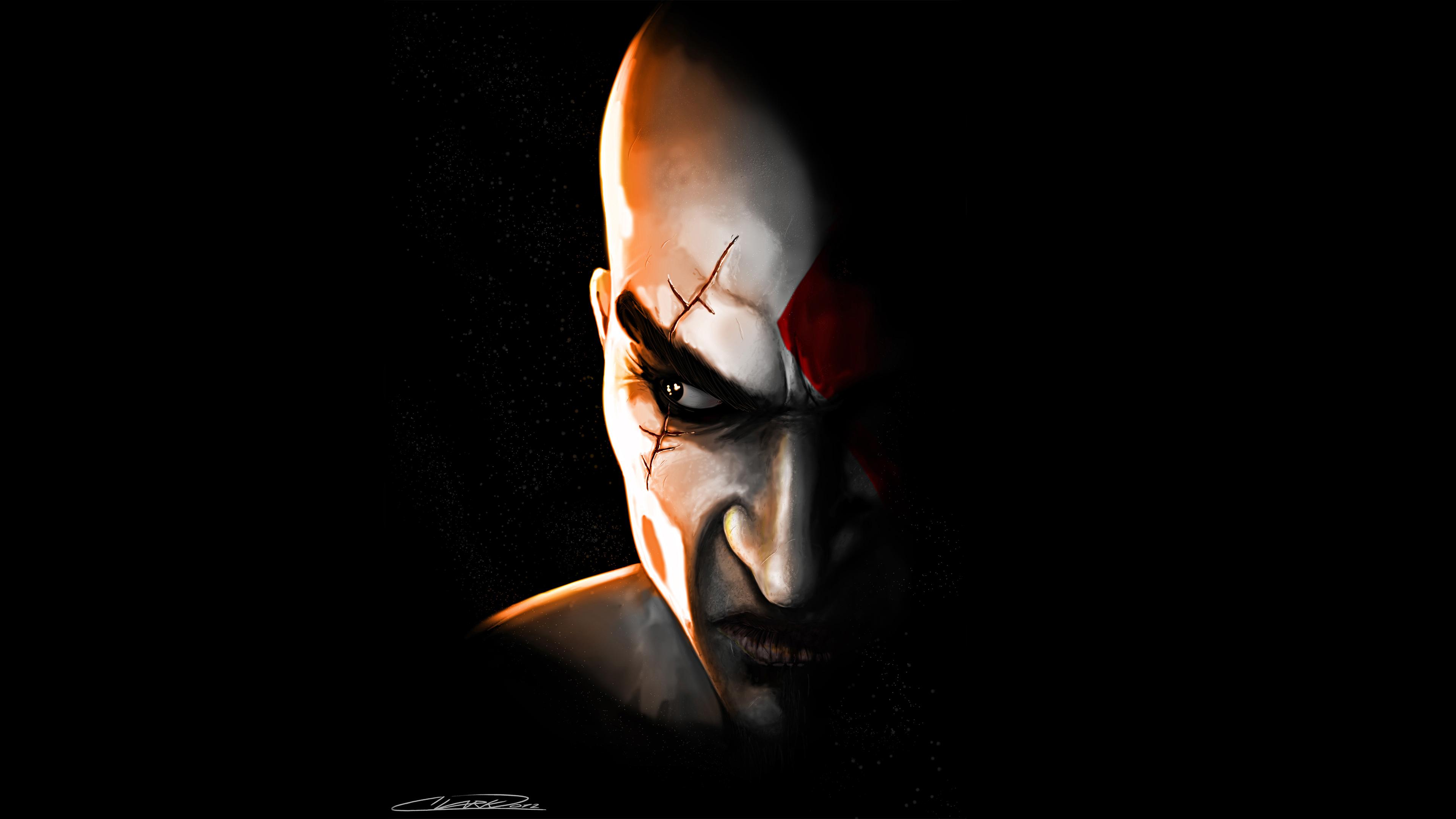 kratos in god of war game 1537690323