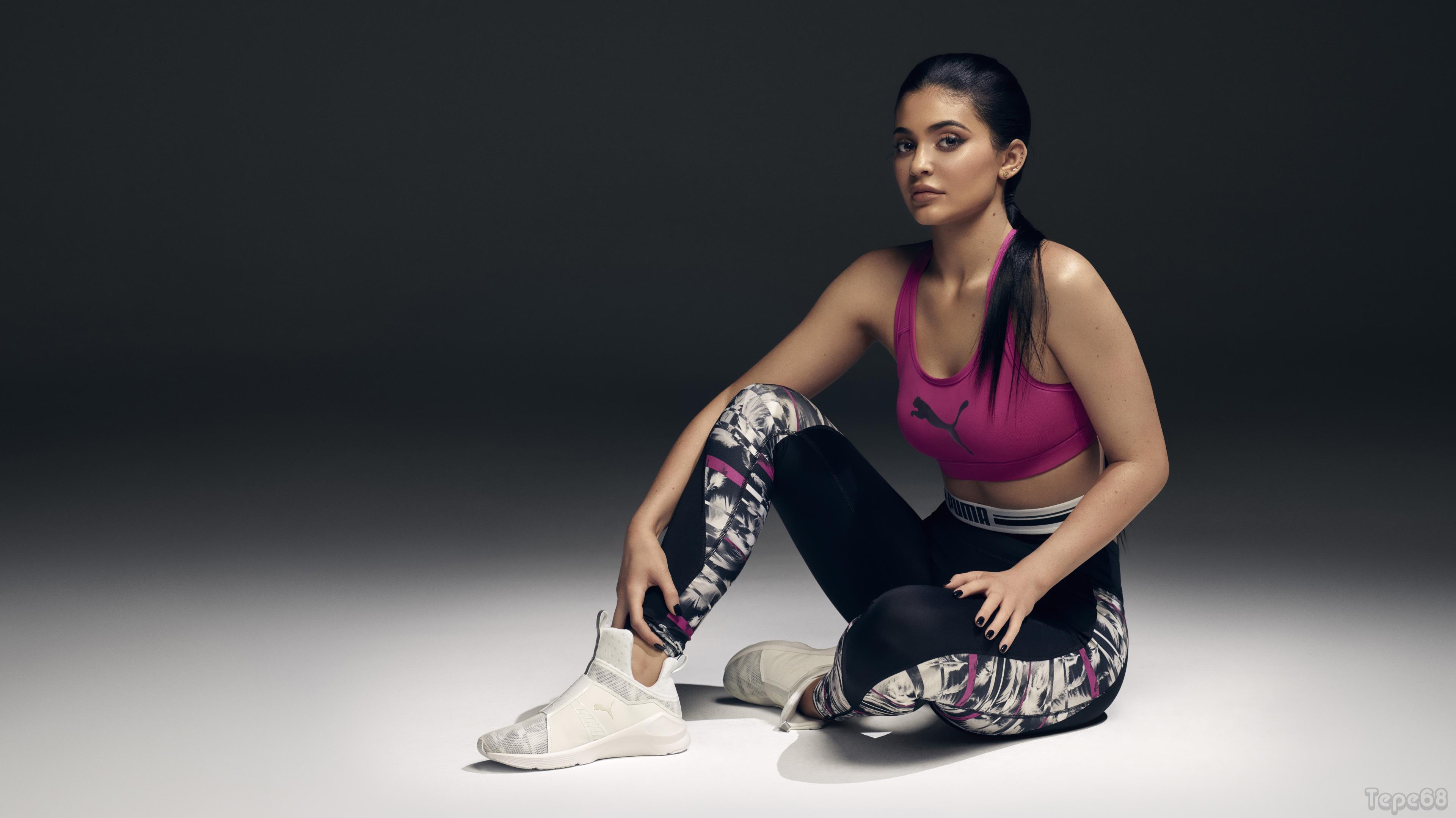 kylie jenner puma fierce 2018 1536860518 - Kylie Jenner Puma Fierce 2018 - model wallpapers, kylie jenner wallpapers, hd-wallpapers, girls wallpapers, celebrities wallpapers, 4k-wallpapers