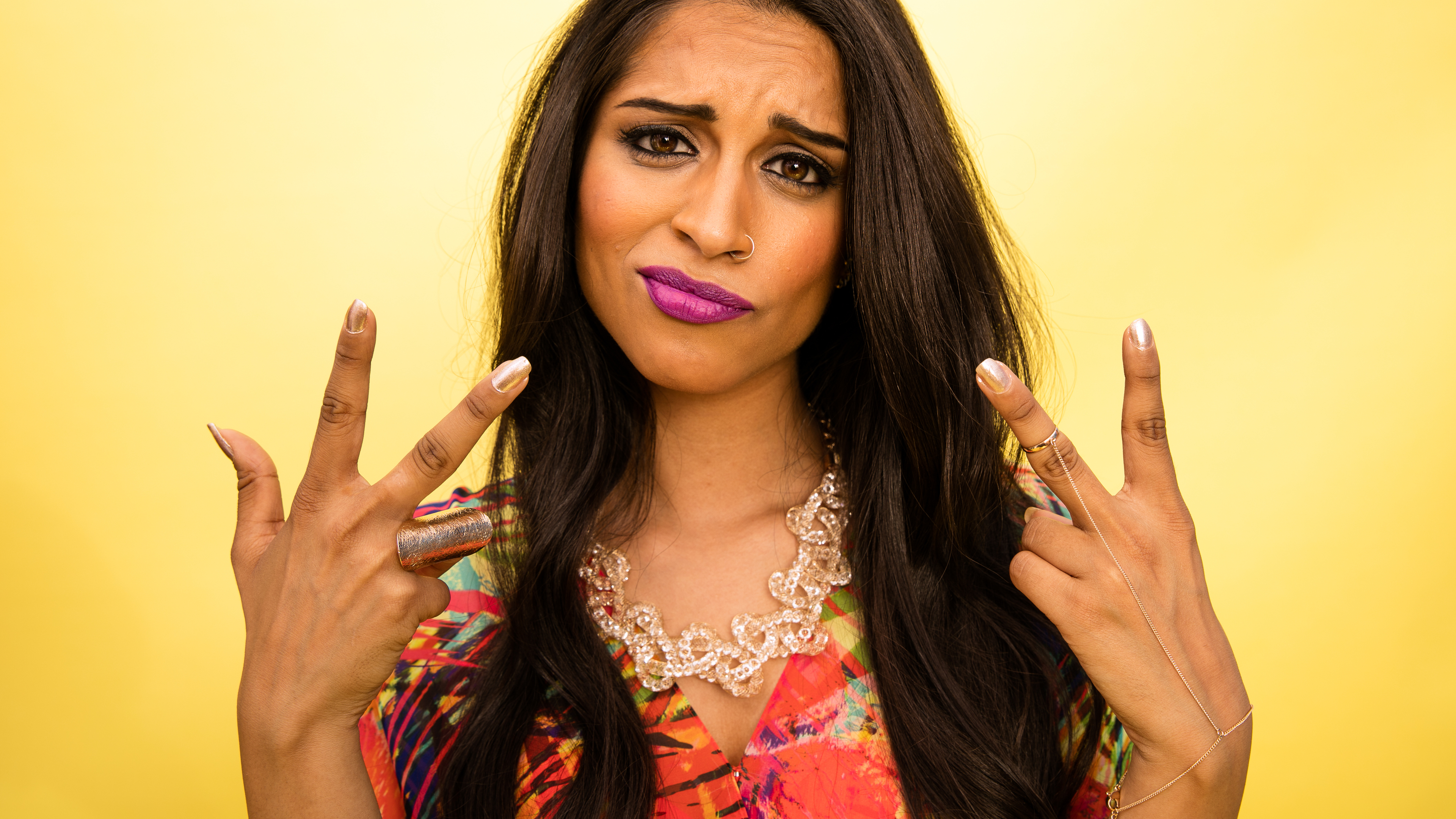lilly singh 1536863254 - Lilly Singh - youtube wallpapers, woman wallpapers, superwoman wallpapers, lilly singh wallpapers, hd-wallpapers, girls wallpapers, celebrities wallpapers, 4k-wallpapers