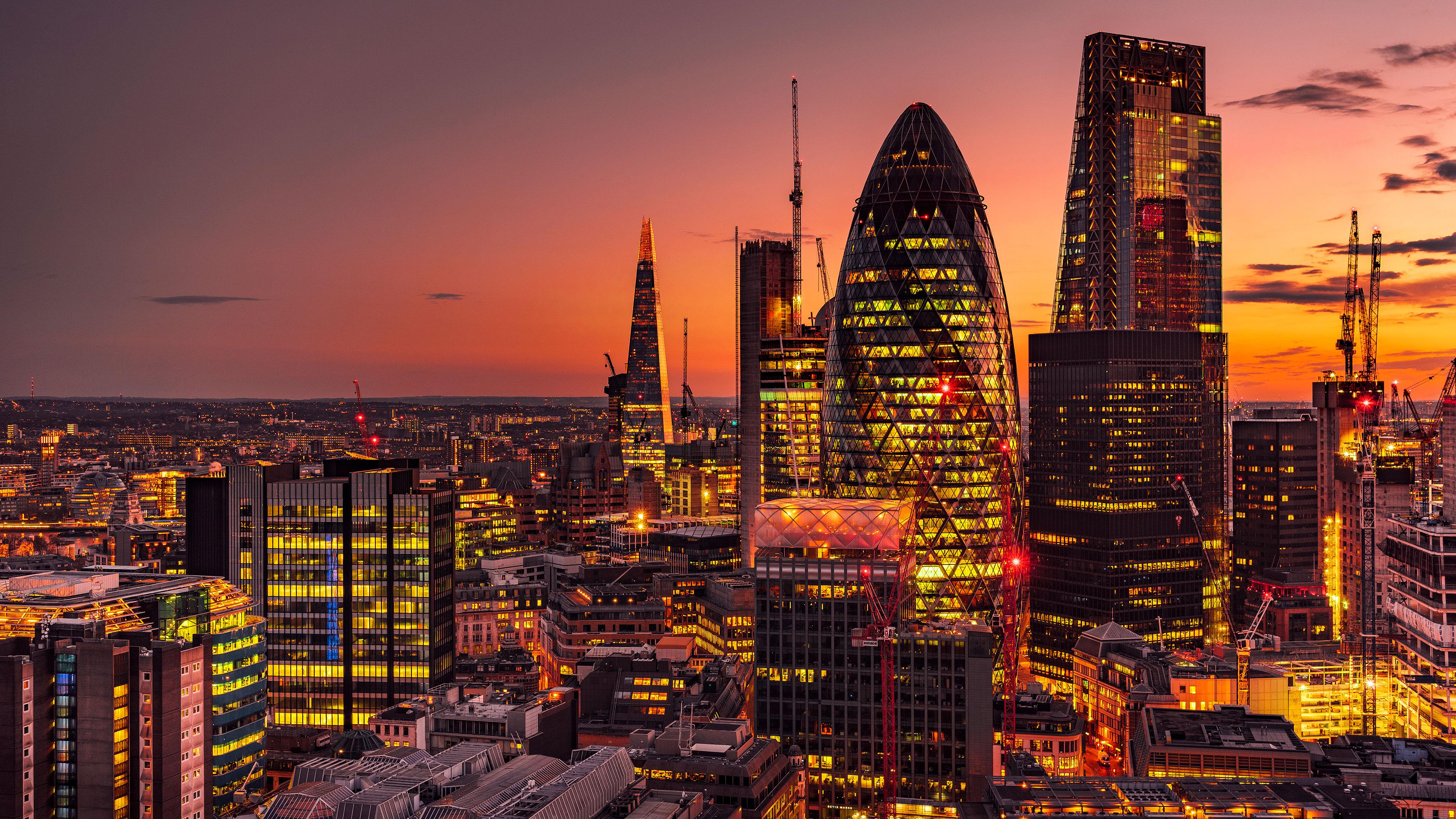 london lights 4k 1538069230 - London Lights 4k - world wallpapers, photography wallpapers, night wallpapers, london wallpapers, lights wallpapers, hd-wallpapers, 4k-wallpapers