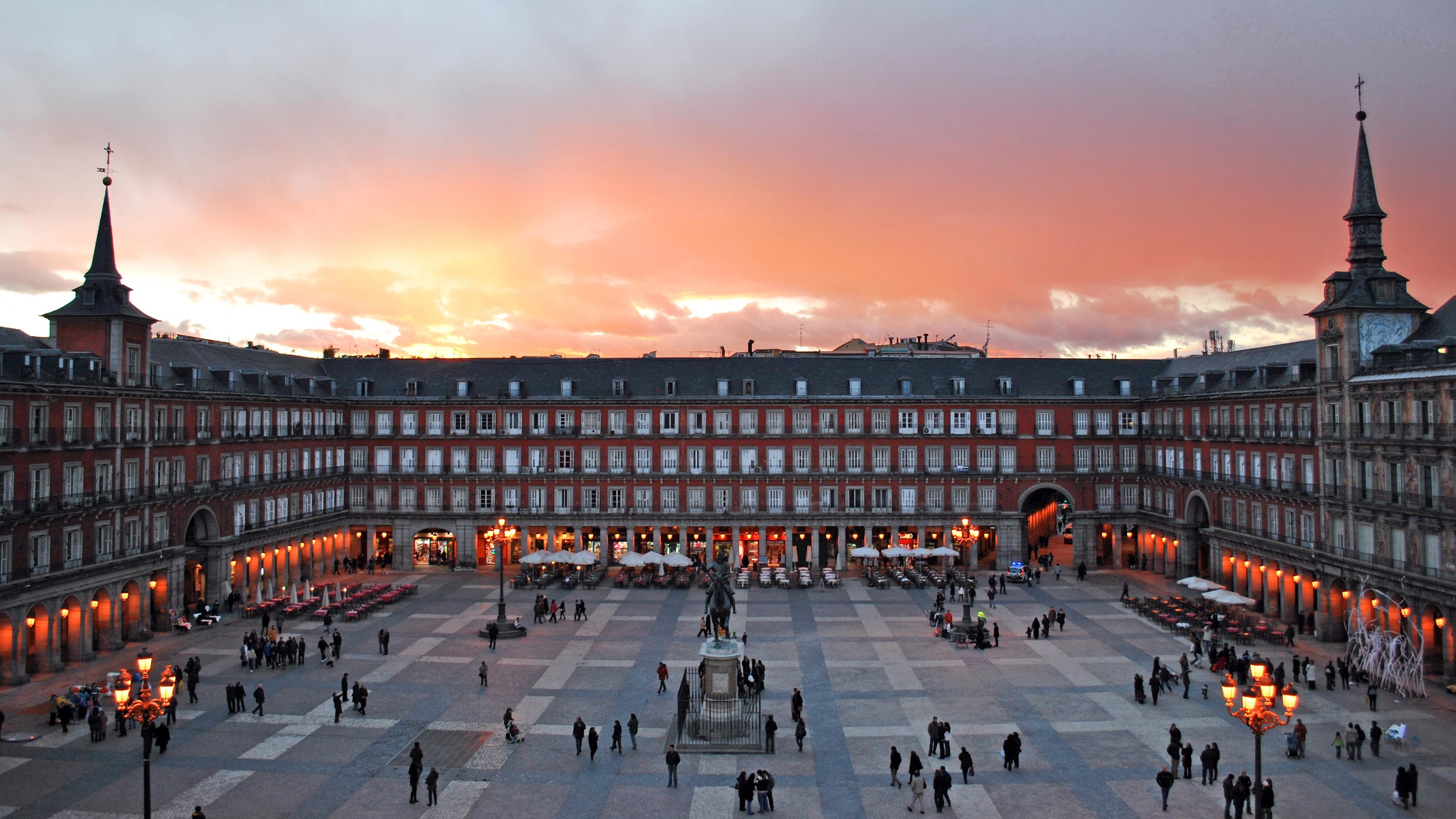 madrid spain exhibition center plaza mayor ifema feria de madrid 4k 1538066731 - madrid, spain, exhibition center, plaza mayor, ifema feria de madrid 4k - Spain, Madrid, exhibition center