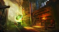 magic ball library columns castle 4k 1536098185 200x110 - magic, ball, library, columns, castle 4k - Magic, library, Ball