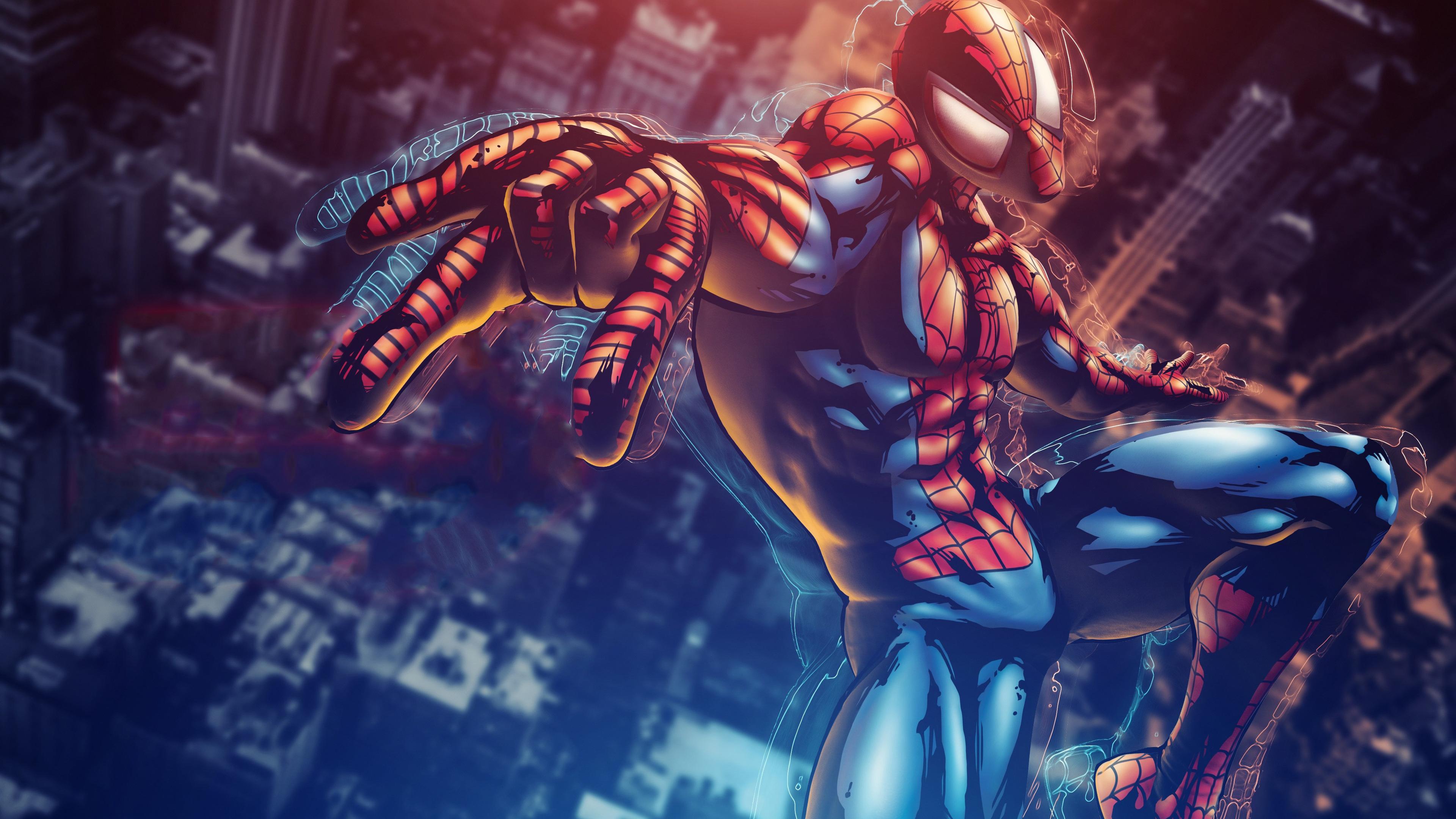 marvel vs capcom 3 spiderman 4k 1537692368 - Marvel Vs Capcom 3 Spiderman 4k - spiderman wallpapers, marvel vs capcom infinite wallpapers, hd-wallpapers, games wallpapers, 4k-wallpapers, 2017 games wallpapers