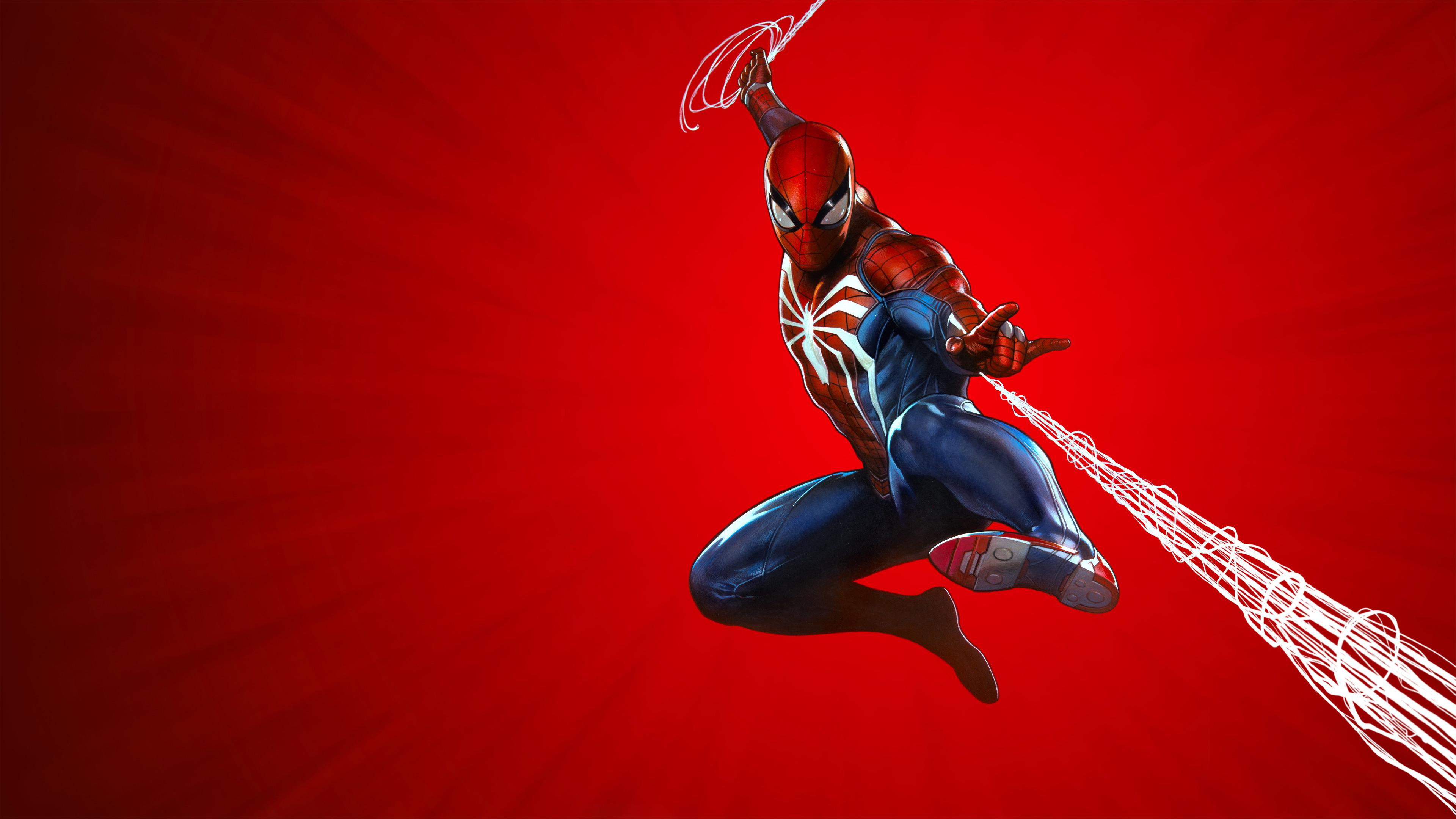 marvels spider man ps4 theme art 10k 1537691201 - Marvels Spider Man PS4 Theme Art 10k - spiderman wallpapers, spiderman ps4 wallpapers, ps games wallpapers, hd-wallpapers, games wallpapers, 8k wallpapers, 5k wallpapers, 4k-wallpapers, 2018 games wallpapers, 10k wallpapers