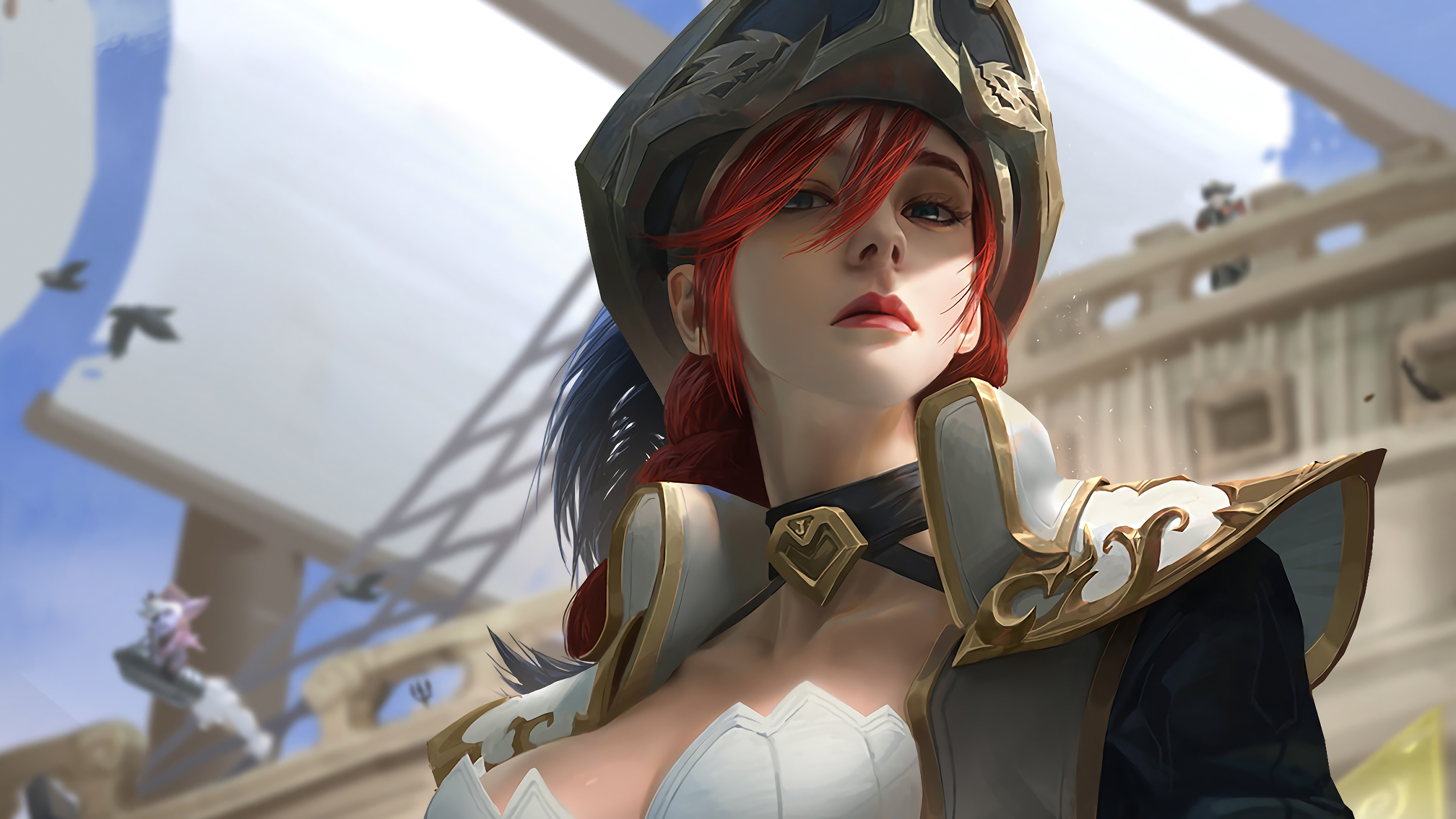 miss fortune league of legends 4k 1538343990 - Miss Fortune League Of Legends 4k - league of legends wallpapers, hd-wallpapers, games wallpapers, 4k-wallpapers