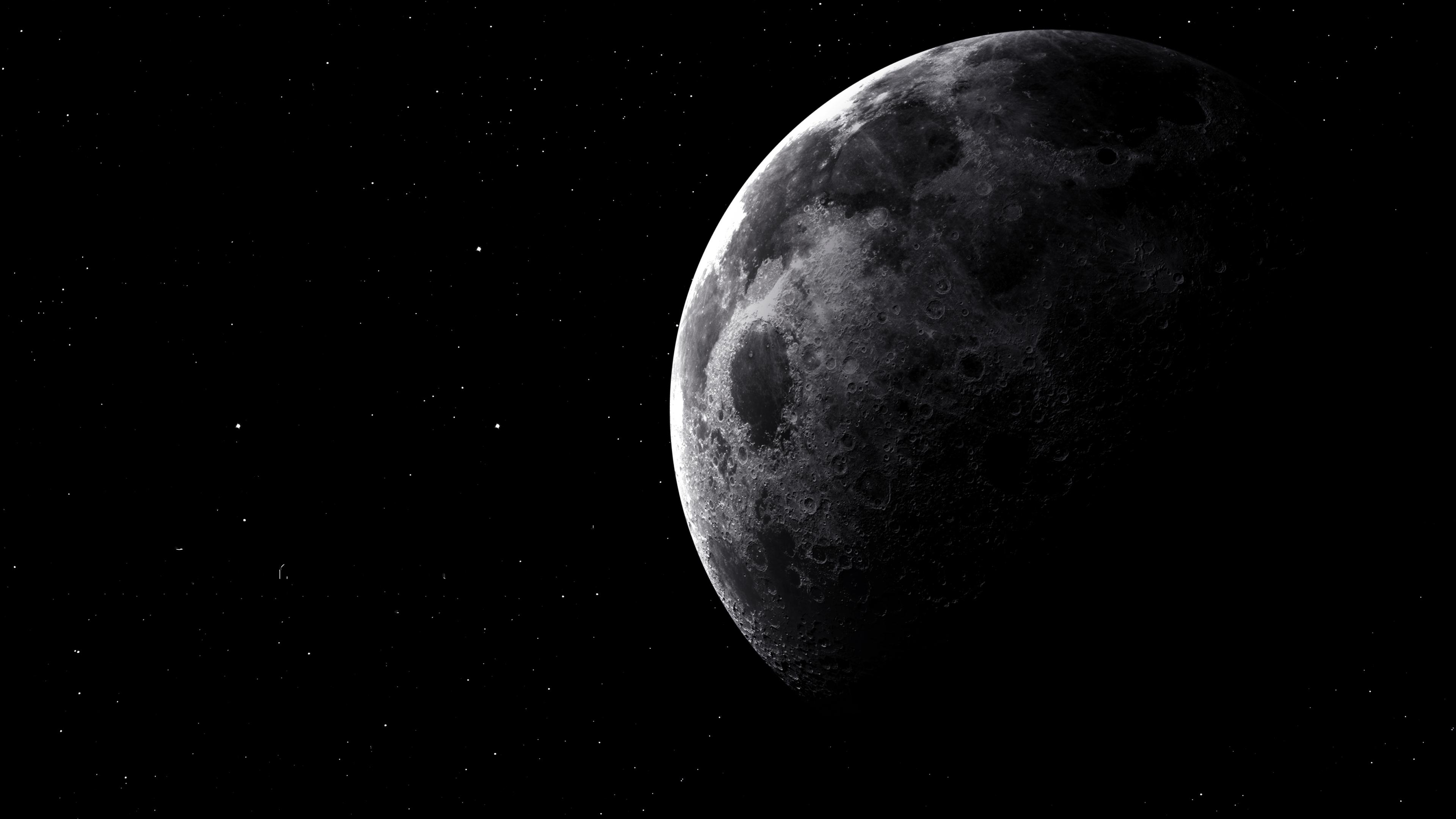 moon 5k 1538069565 - Moon 5k - stars wallpapers, planets wallpapers, moon wallpapers, hd-wallpapers, 5k wallpapers, 4k-wallpapers