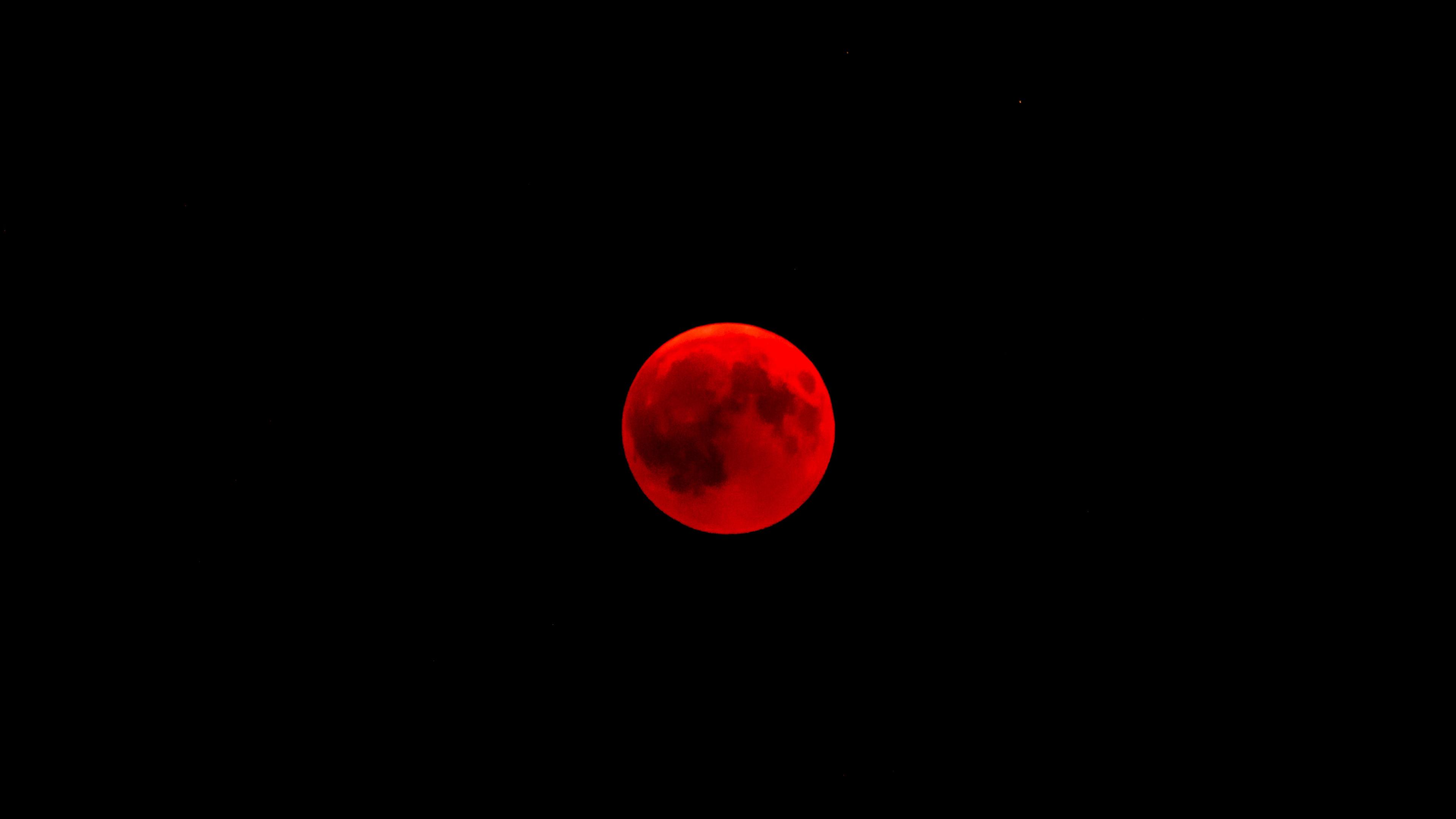 moon full moon eclipse red moon 4k 1536016618 - moon, full moon, eclipse, red moon 4k - Moon, full moon, Eclipse