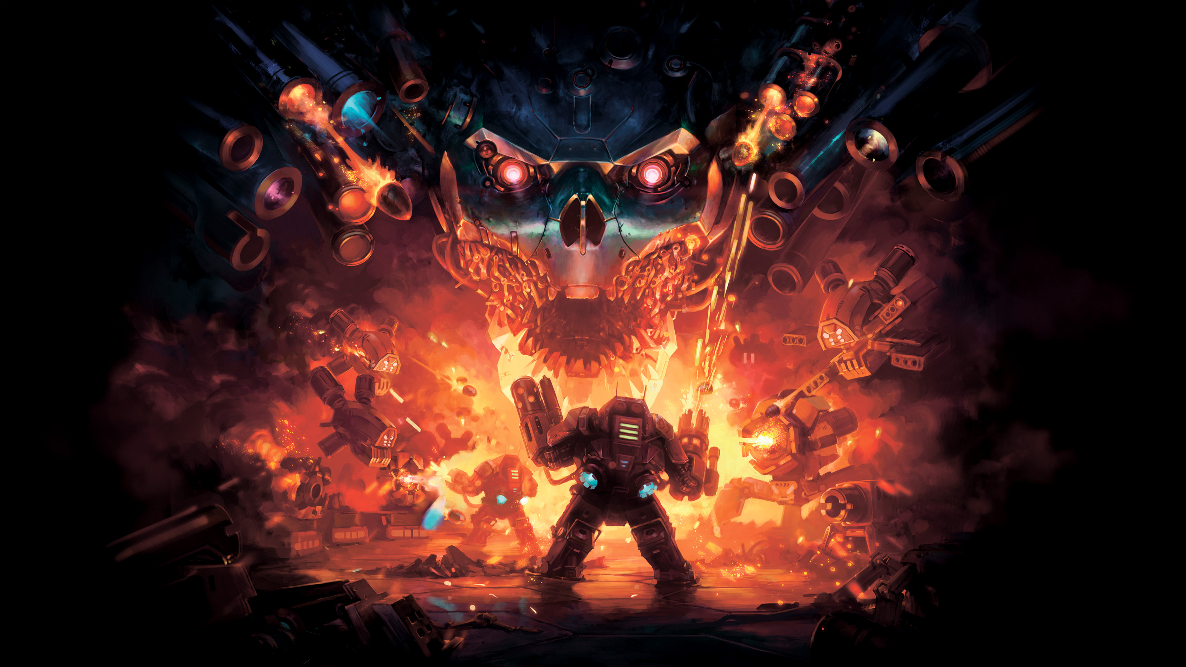 mothergunship 2018 4k 1537691821 - Mothergunship 2018 4k - mothergunship wallpapers, hd-wallpapers, games wallpapers, fire wallpapers, burning wallpapers, 4k-wallpapers, 2018 games wallpapers